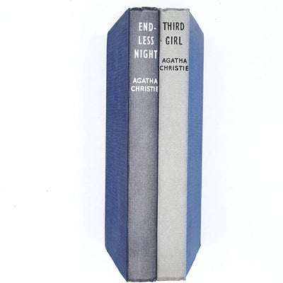 Collection Agatha Christie's Third Girl & Endless Night 1966 - 1967