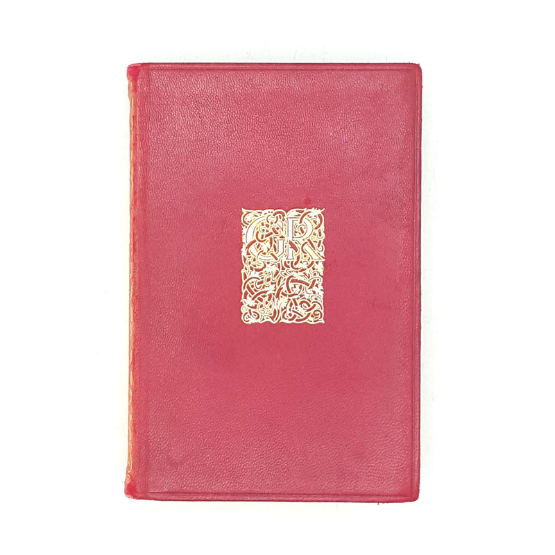 Vintage Wuthering Heights Grant Richards Edition by Emily Bronte