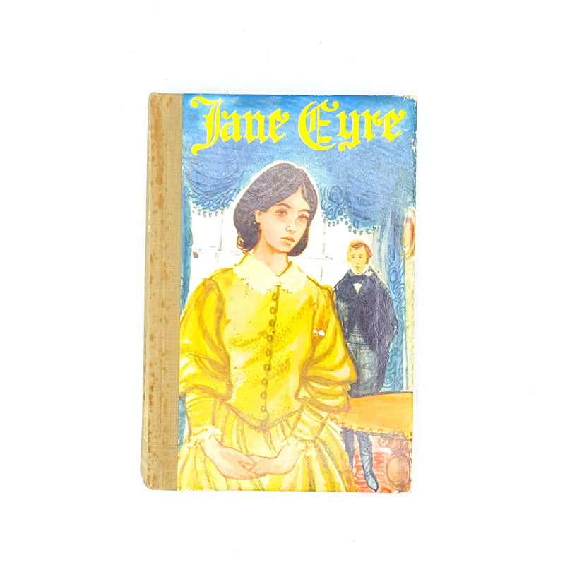Jane Eyre Abbey Classic Edition by Charlotte Bronte