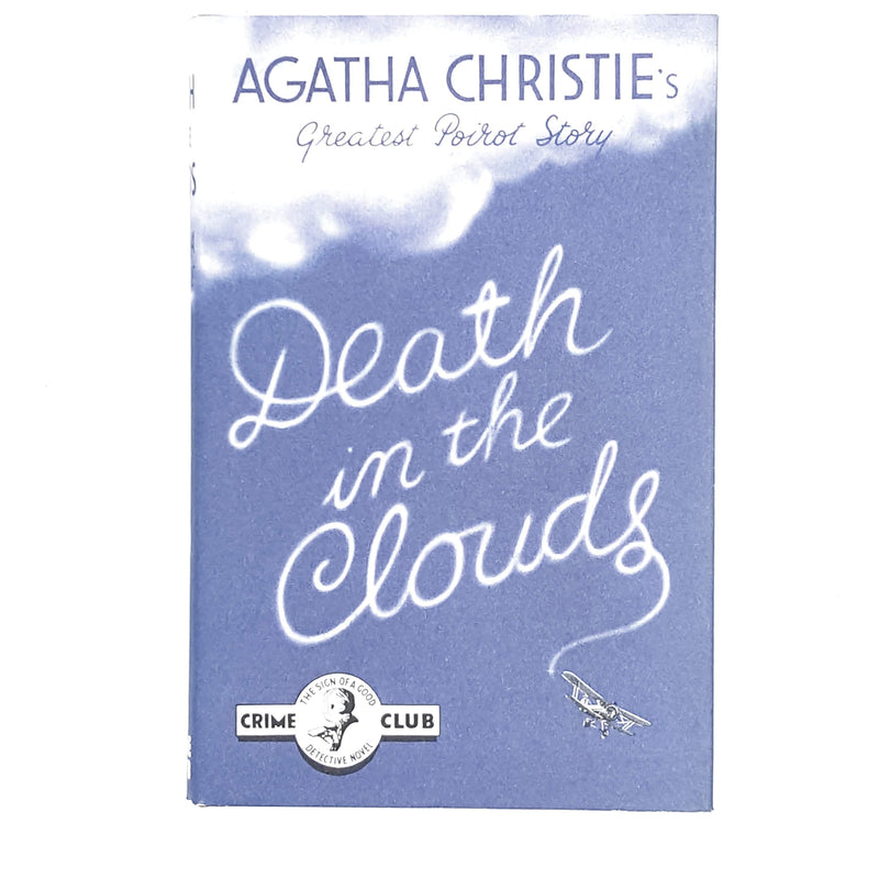 Agatha Christie's Death in the Clouds