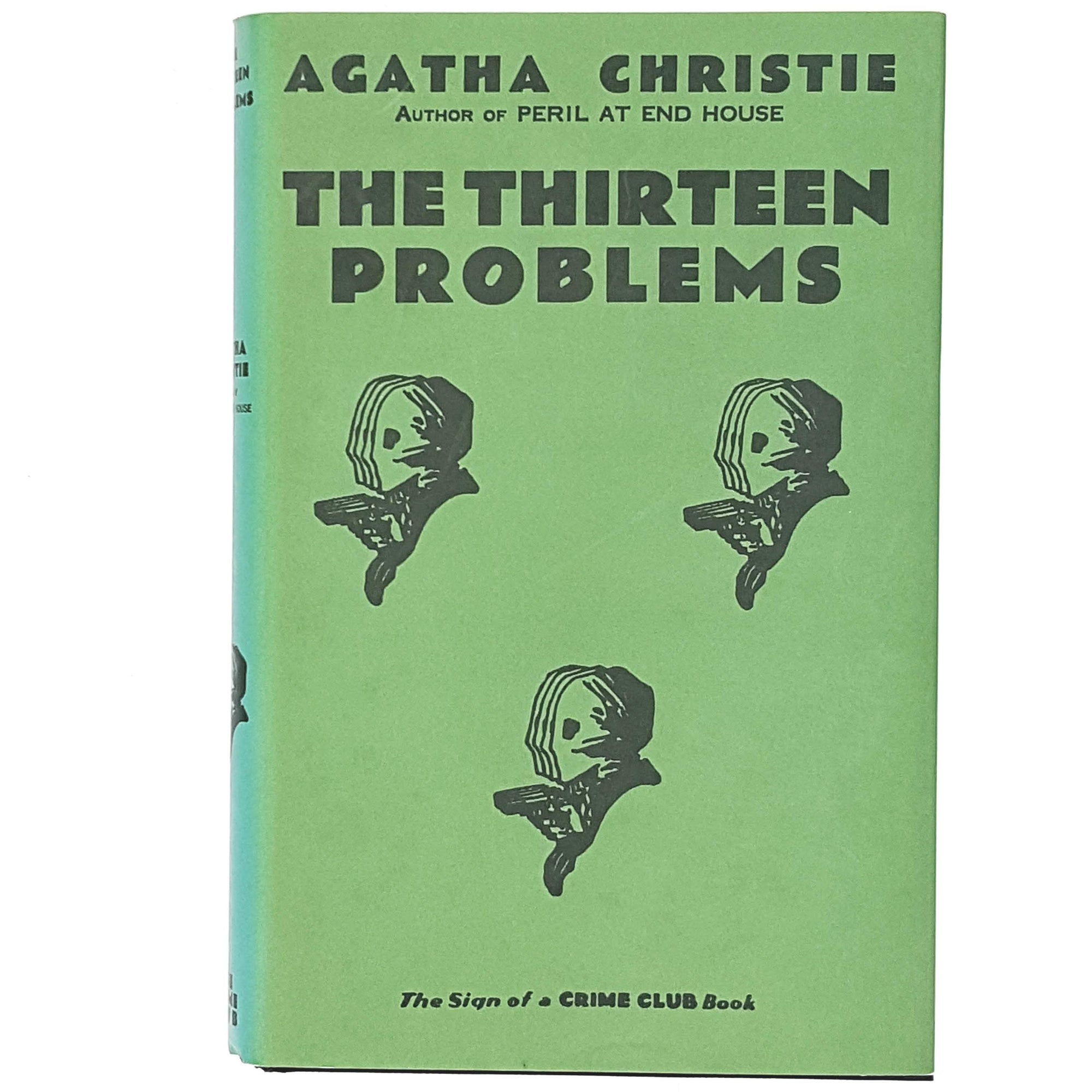 Agatha Christie's The Thirteen Problems