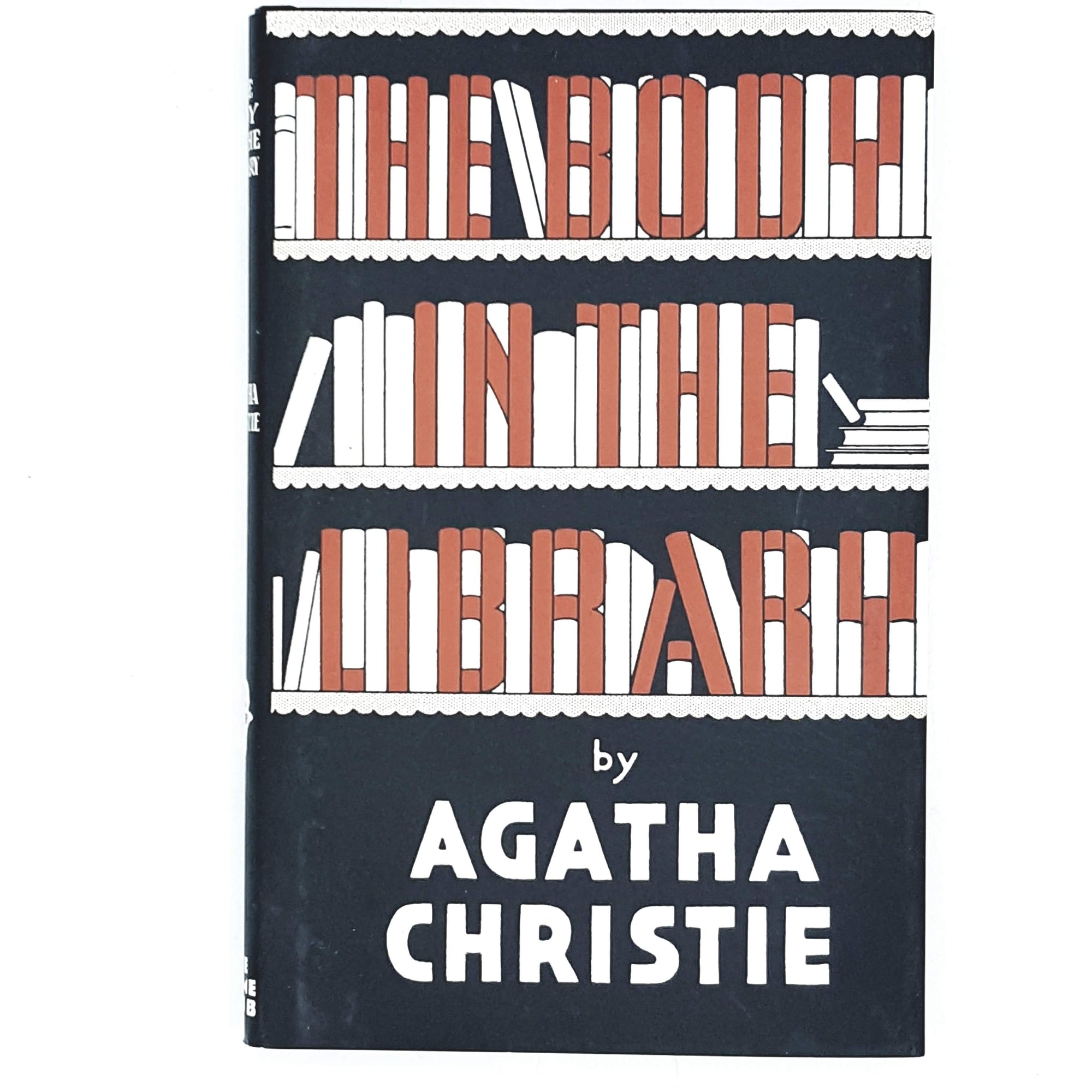 Agatha Christie's The Body in the Library