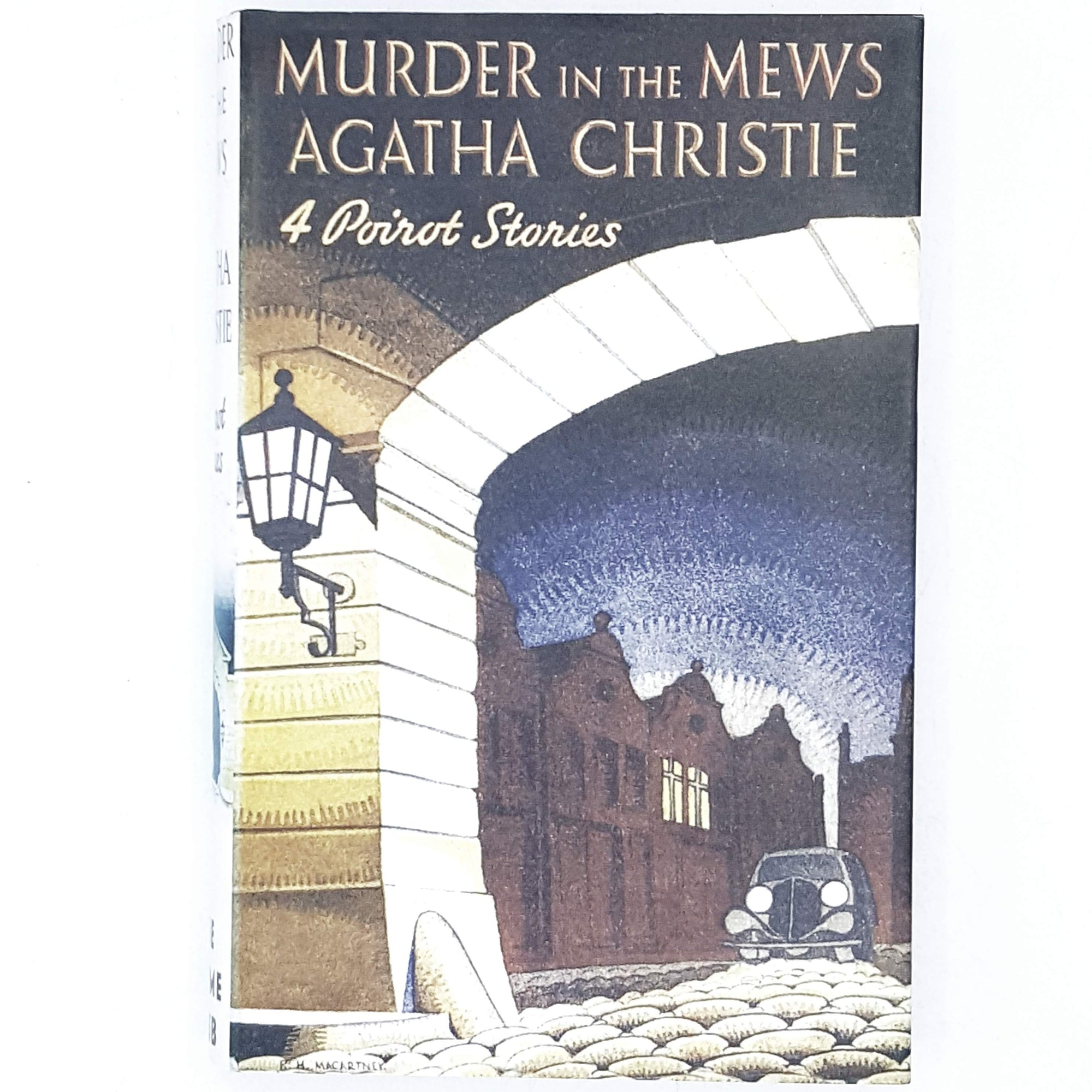 Agatha Christie's Murder in the Mews