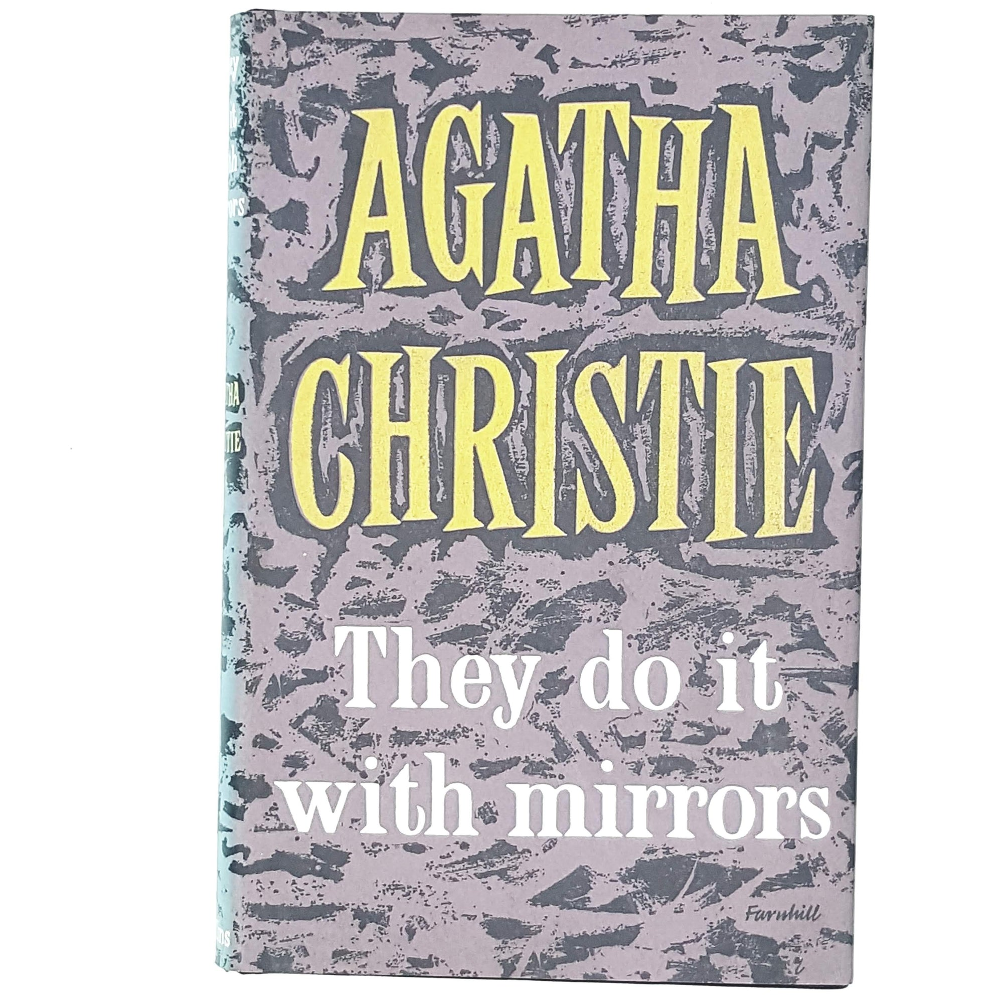 mirrors-agatha-christie-crime-vintage-book-country-house-library