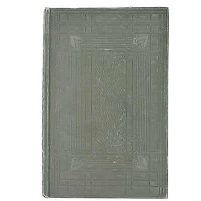 green-george-eliot-silas-marner-vintage-book-country-house-library