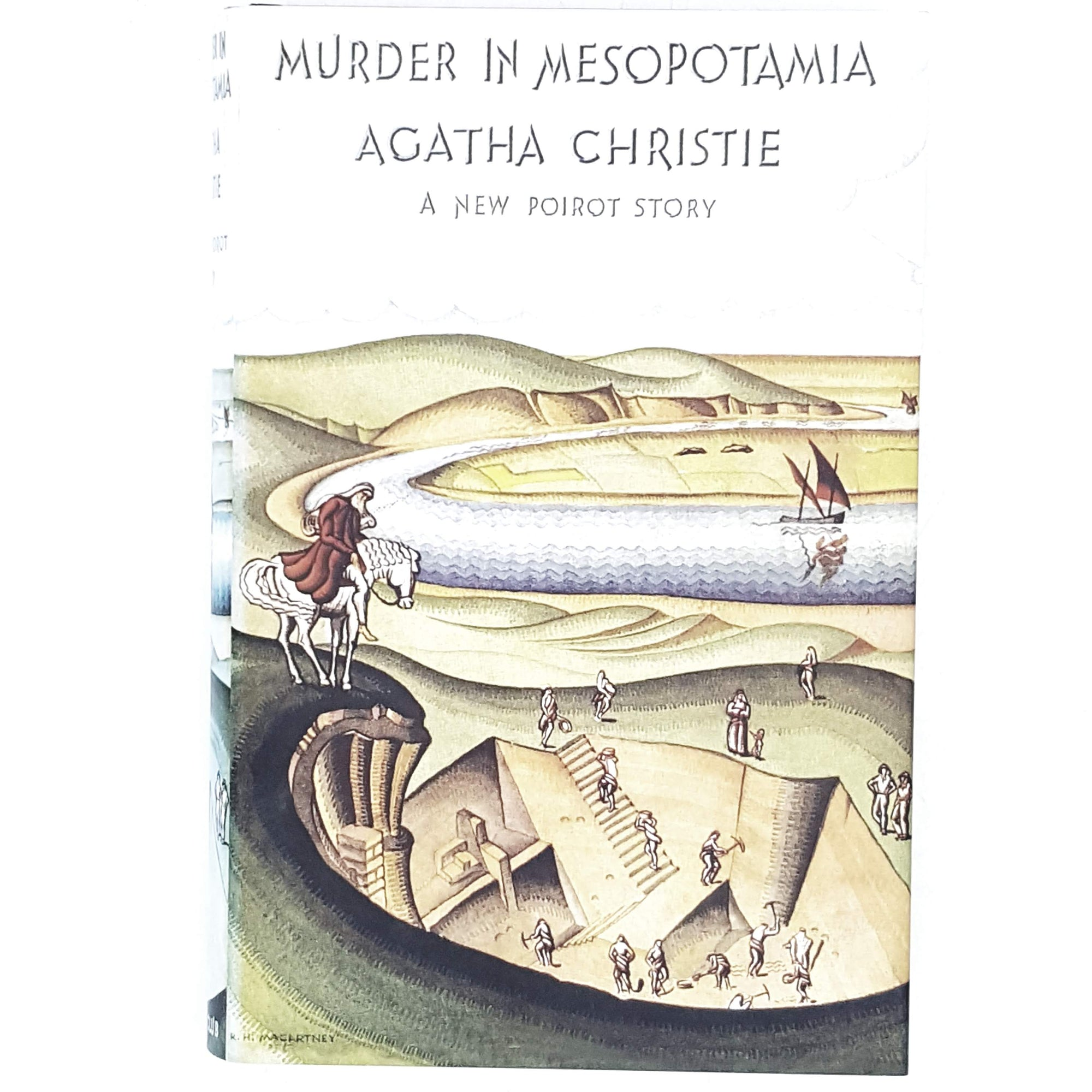 Agatha Christie's Murder in Mesopotamia