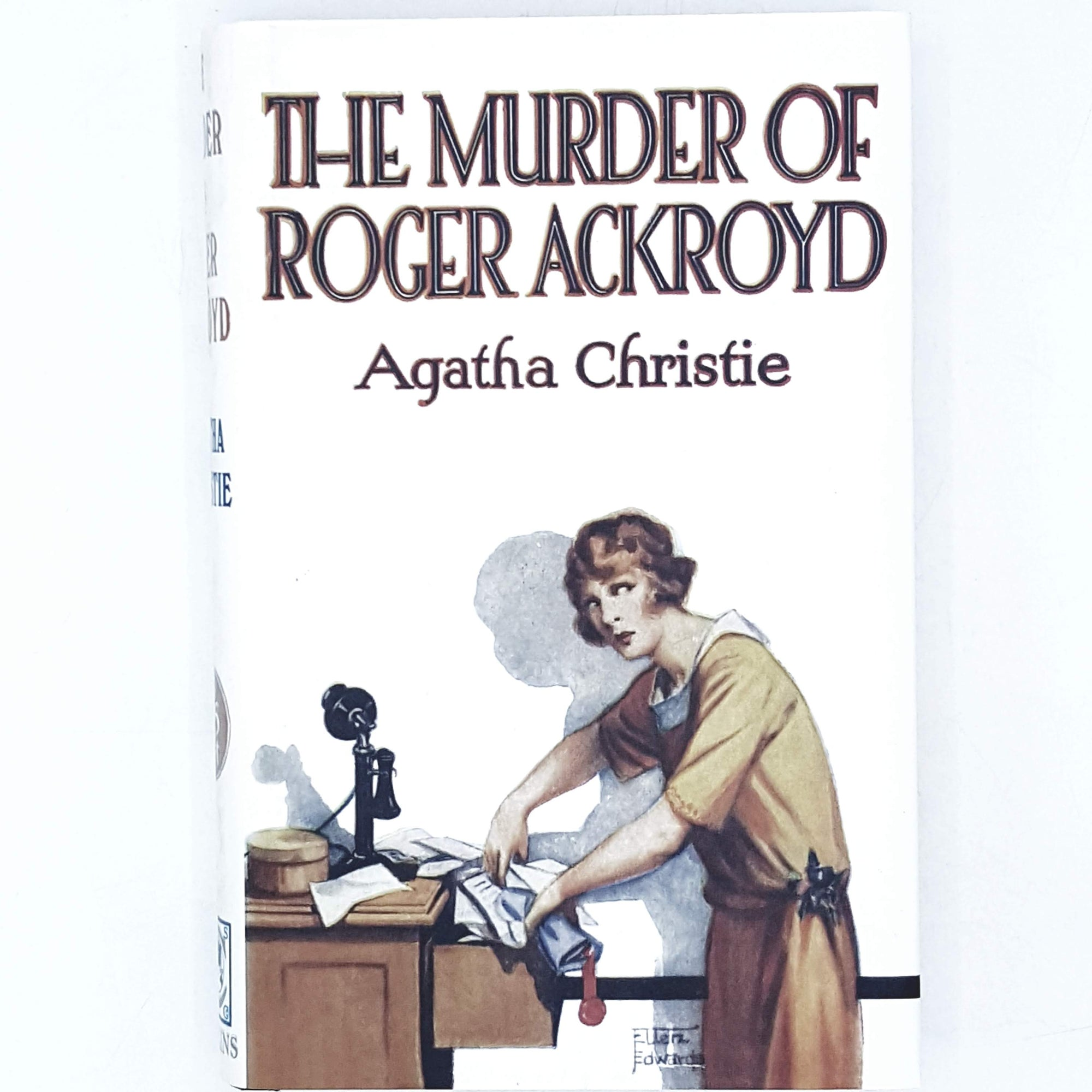 Agatha Christie's The Murder of Roger Ackroyd