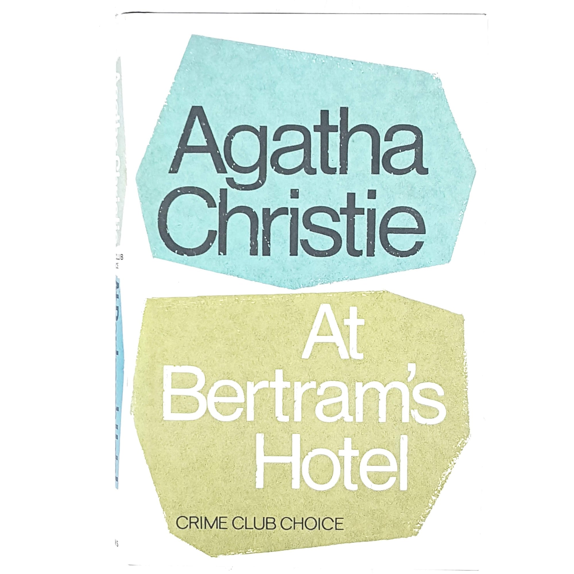 Agatha Christie's At Bertram's Hotel