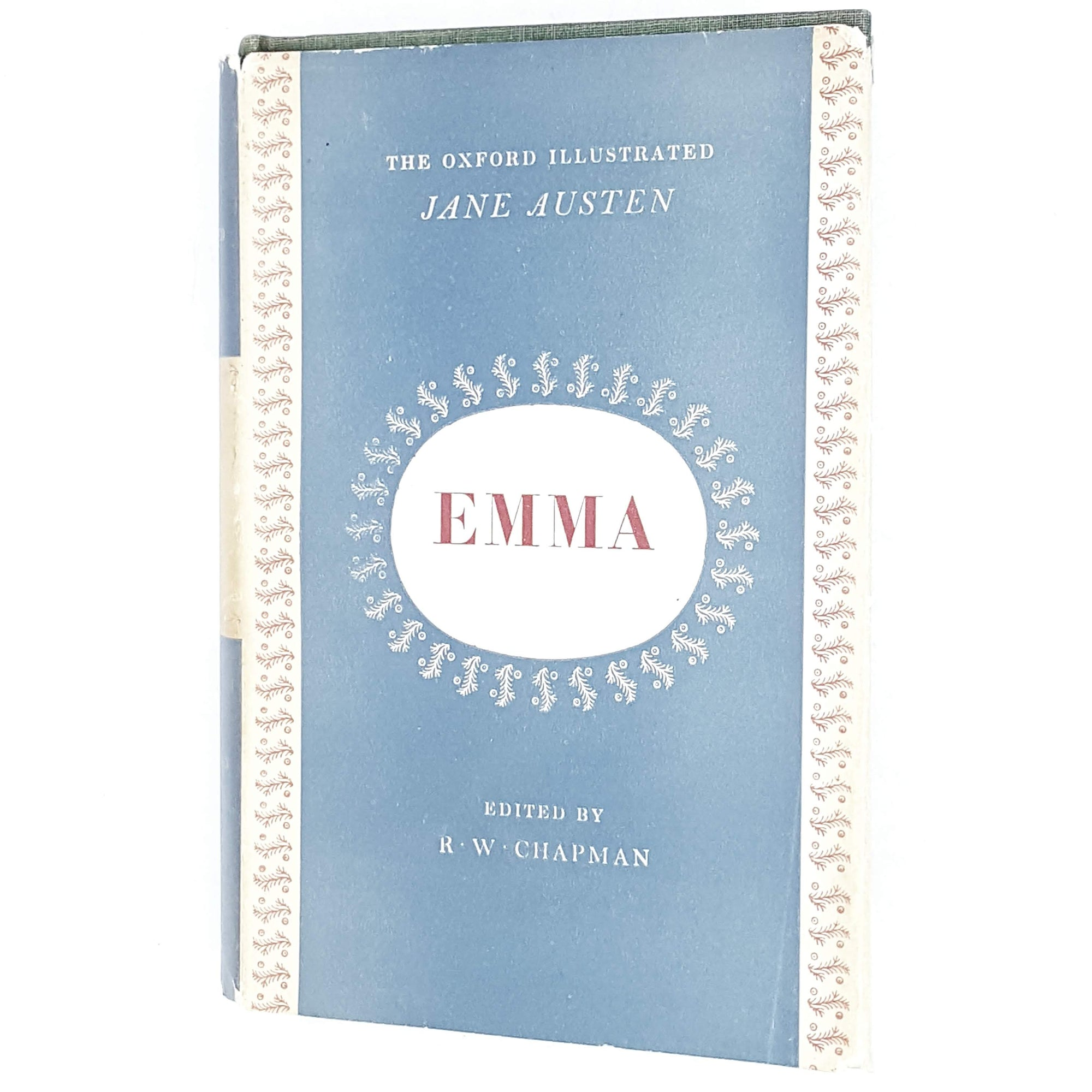 jane-austen-emma-blue-vintage-book-country-house-library