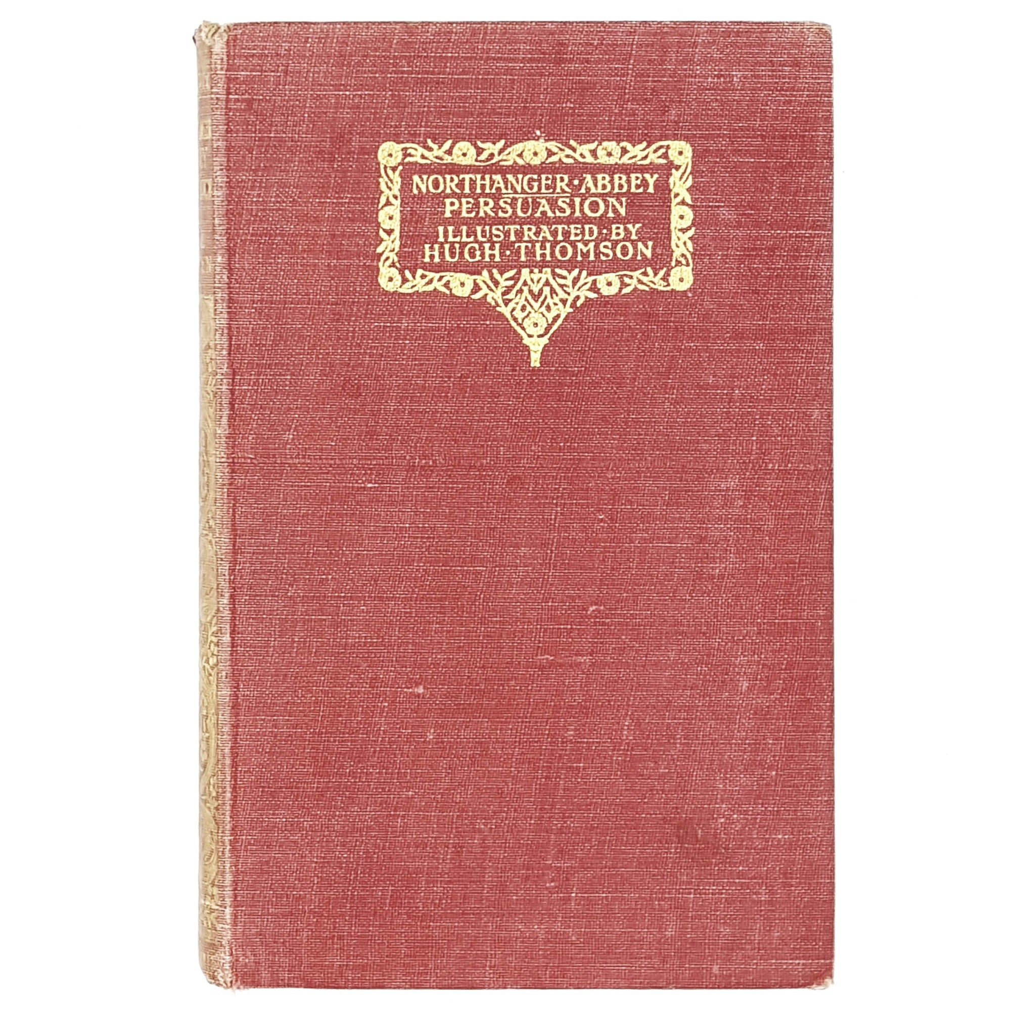 red-jane-austen-vintage-book-country-house-library