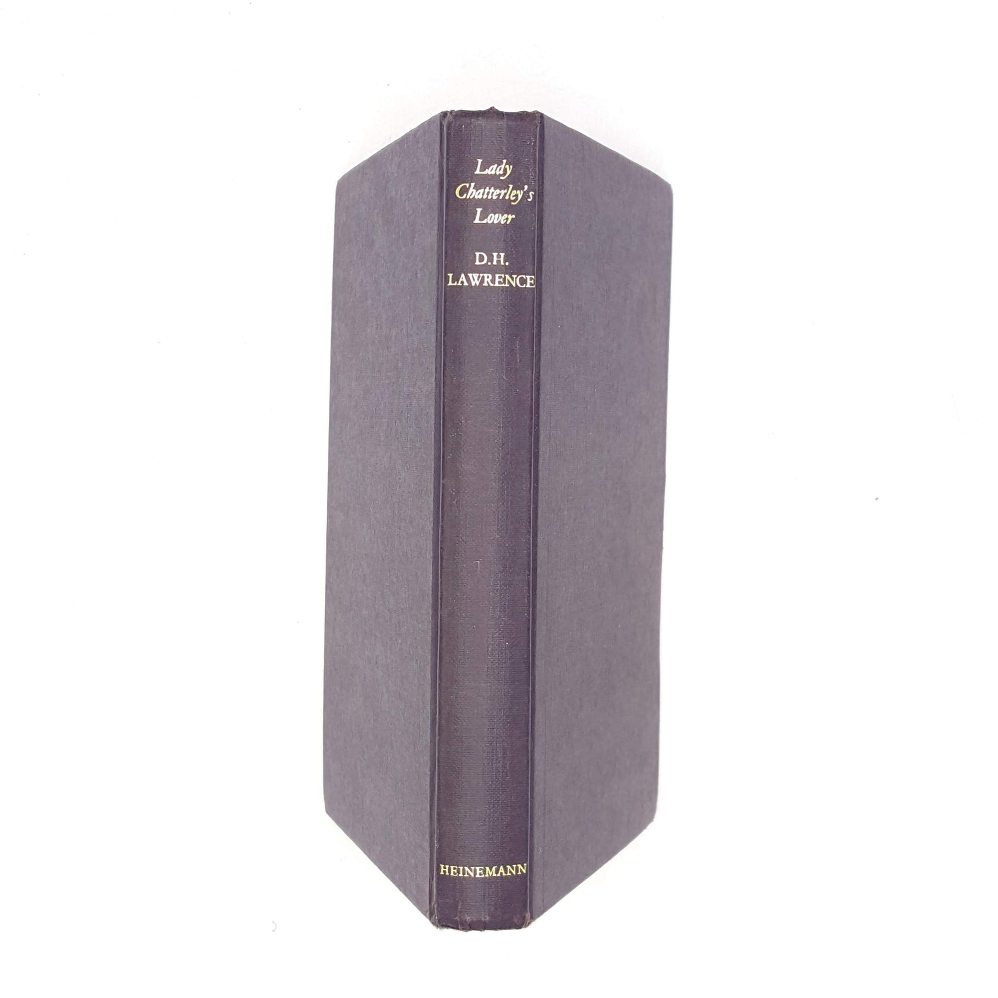 D. H. Lawrence's Lady Chatterley's Lover Heinemann Edition
