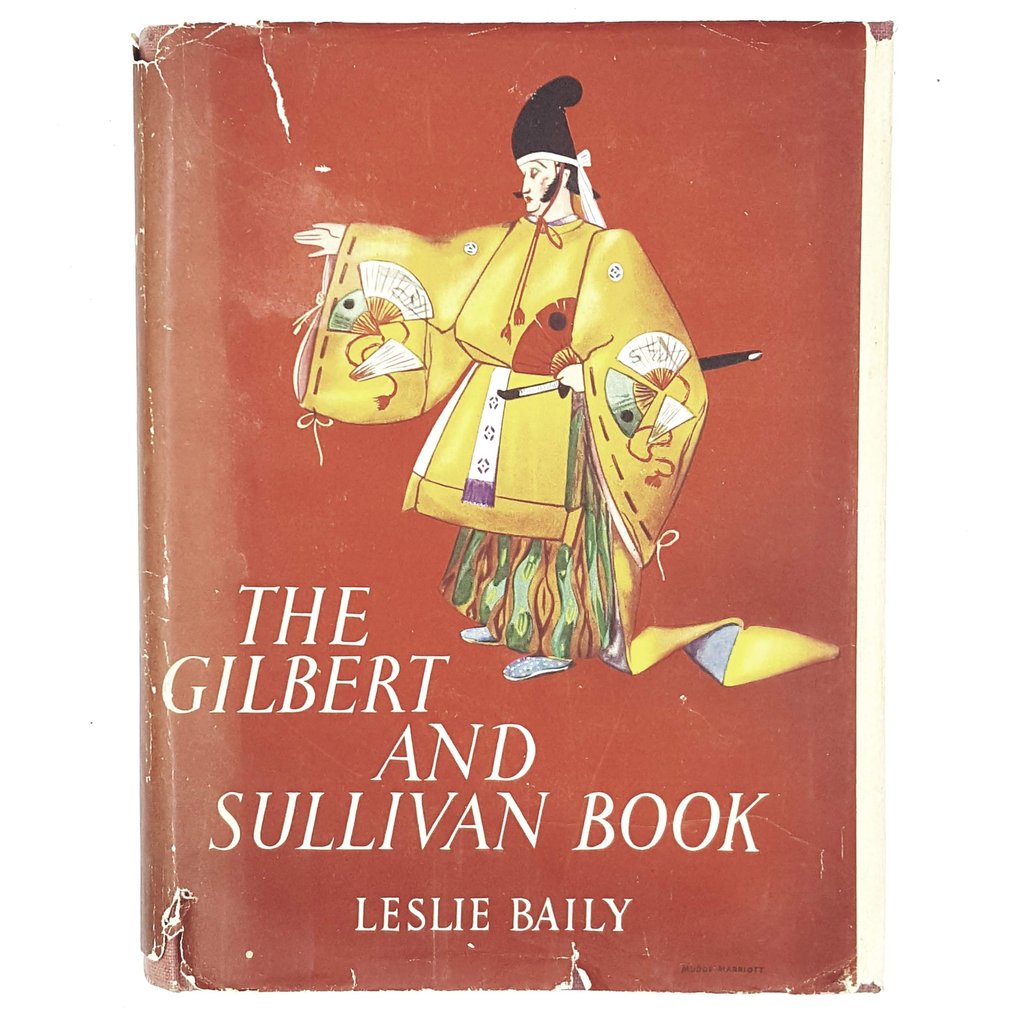red-gilbert-sullivan-vintage-country-house-library
