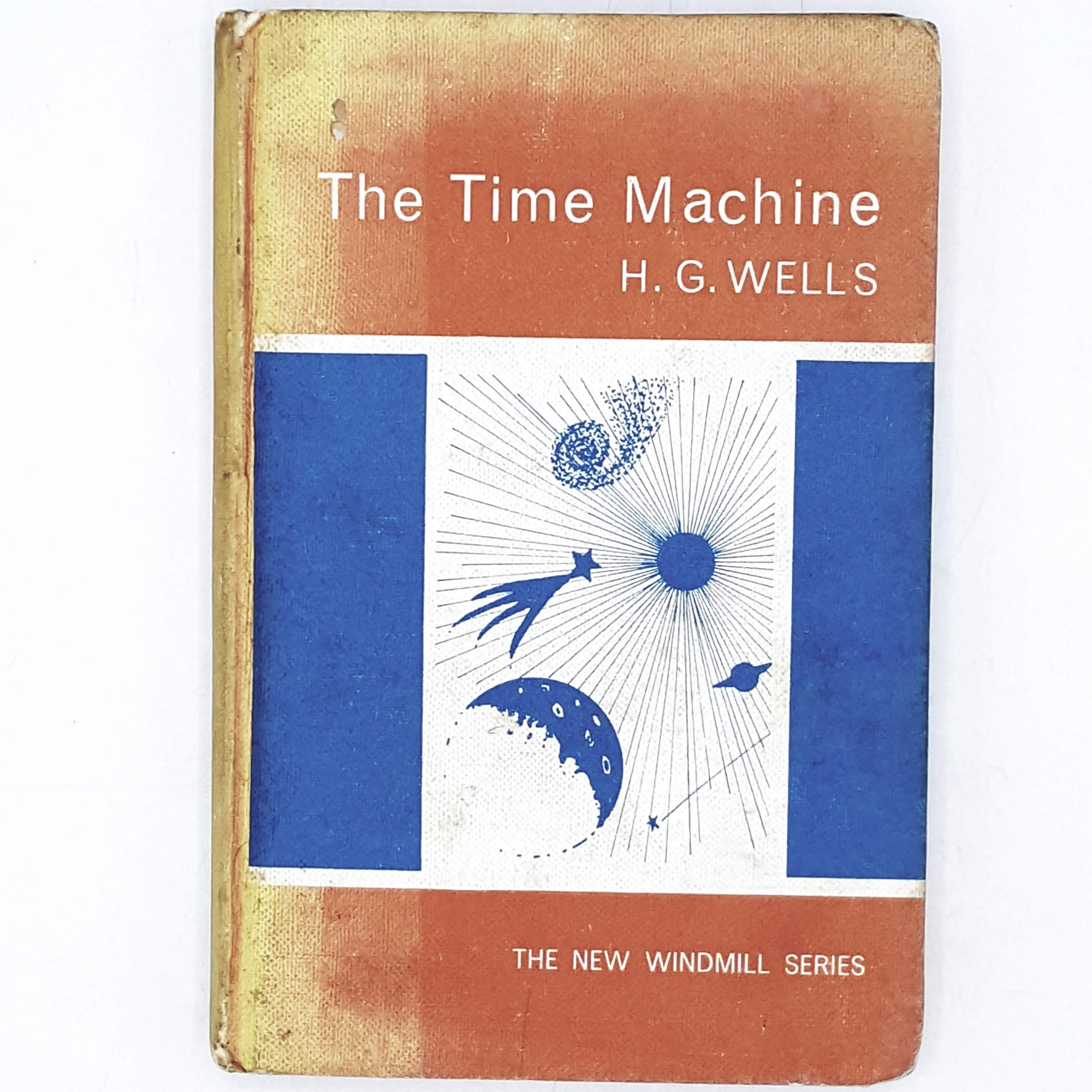 H. G. Wells's The Time Machine 1964