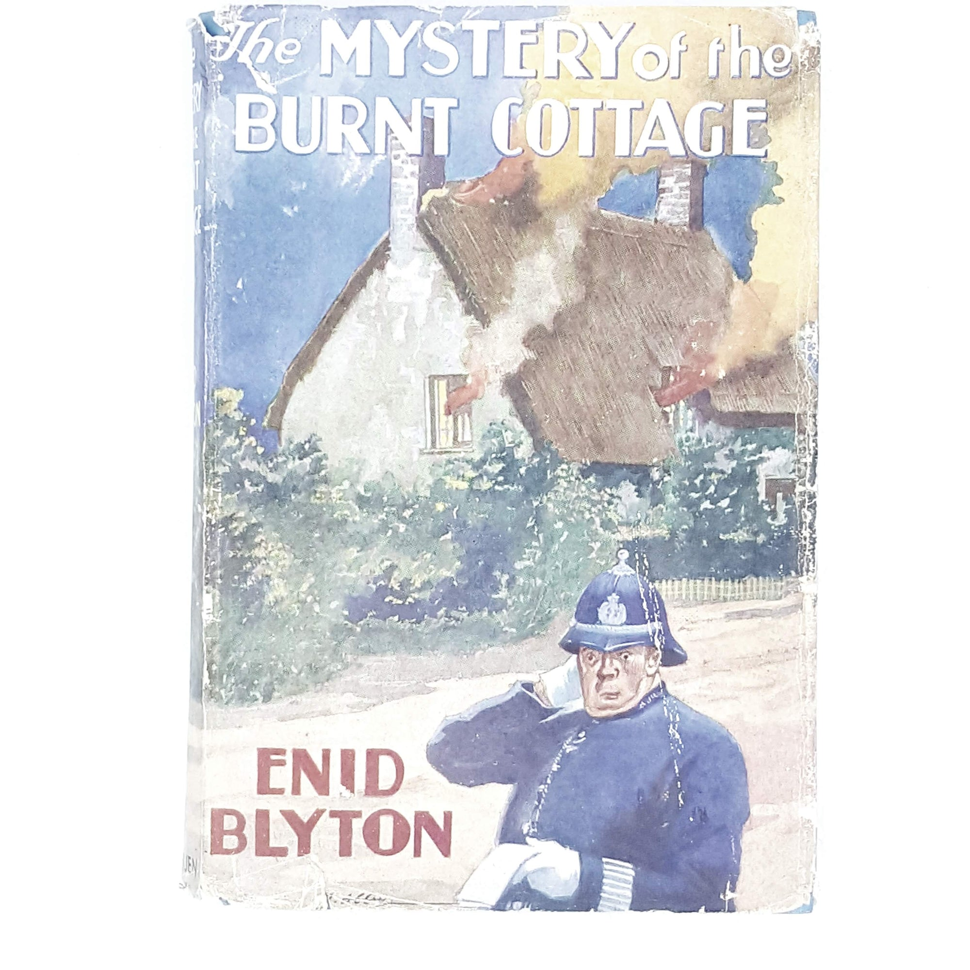 enid-blyton-illustrated-vintage-country-house-library