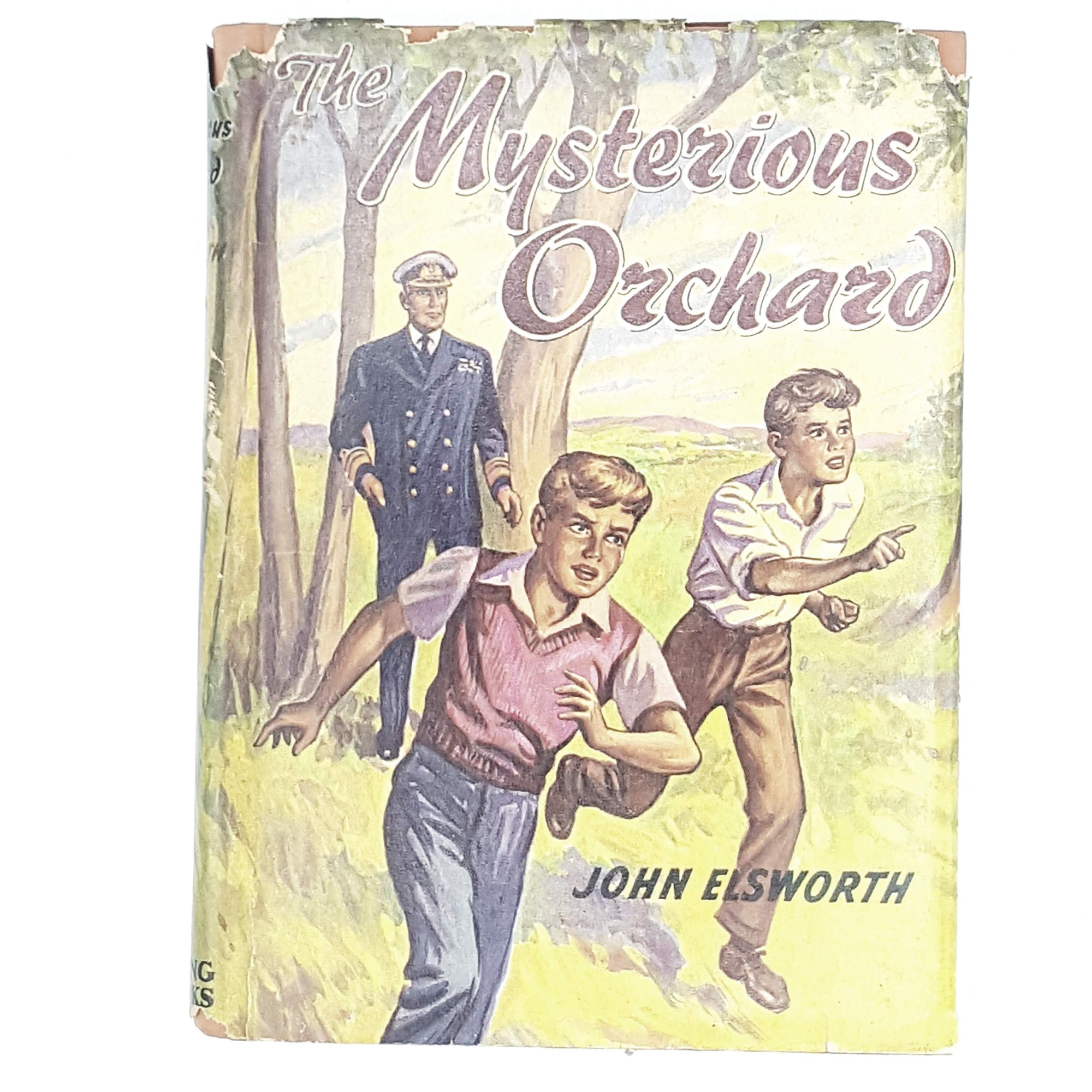 Vintage Obscurity: The Mysterious Orchard by John Elsworth