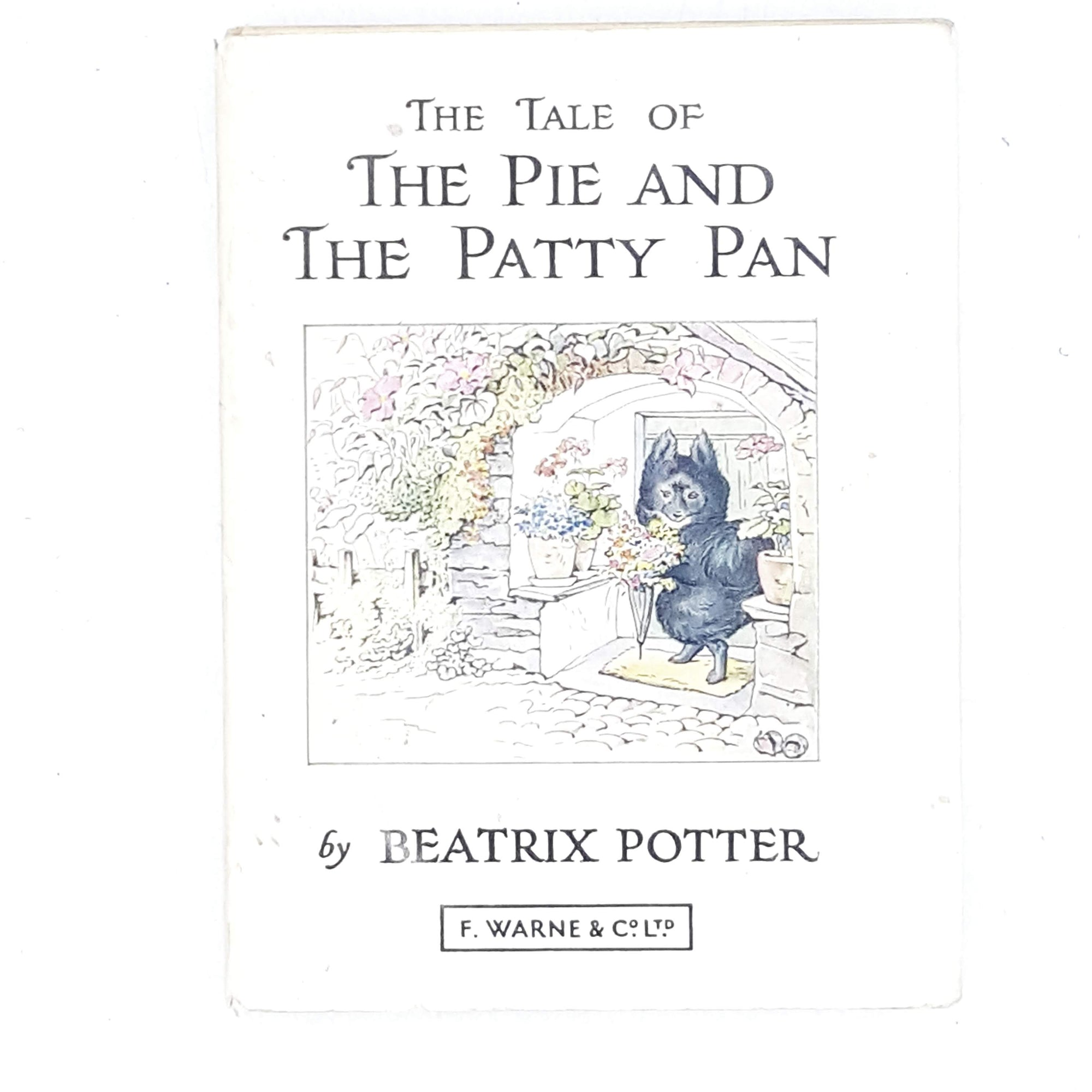 Beatrix Potter's The Tale of The Pie and the Patty Pan