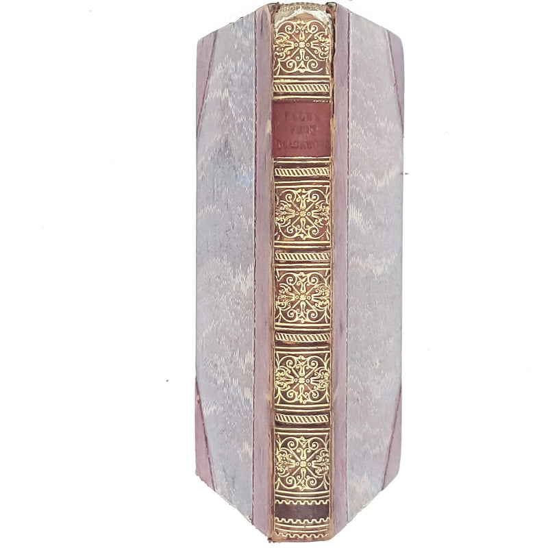 red-marbled-blackwood-vintage-country-house-library