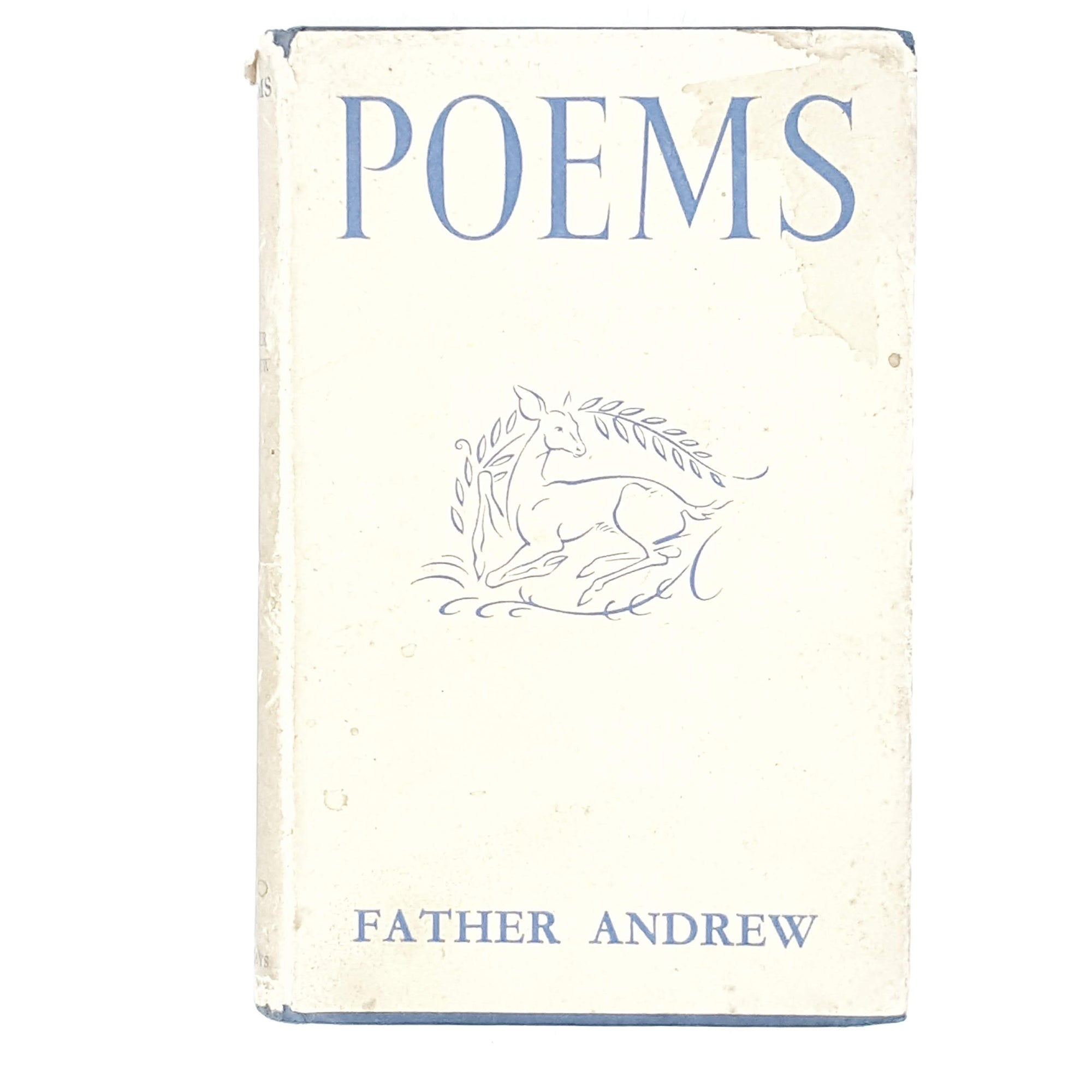 First Edition Poems by Father Andrew 1950