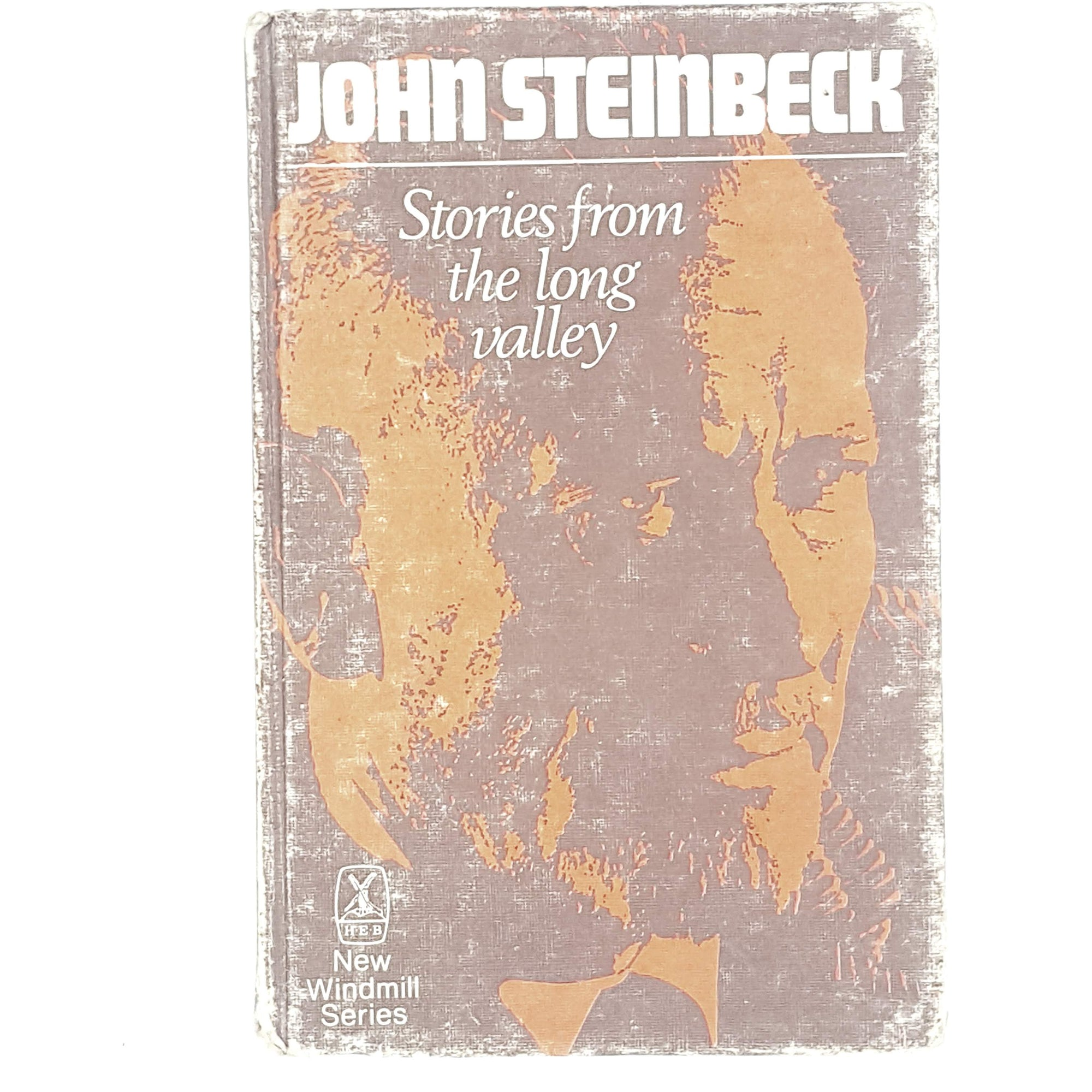 First Edition John Steinbeck's Stories from the Long Valley 1978