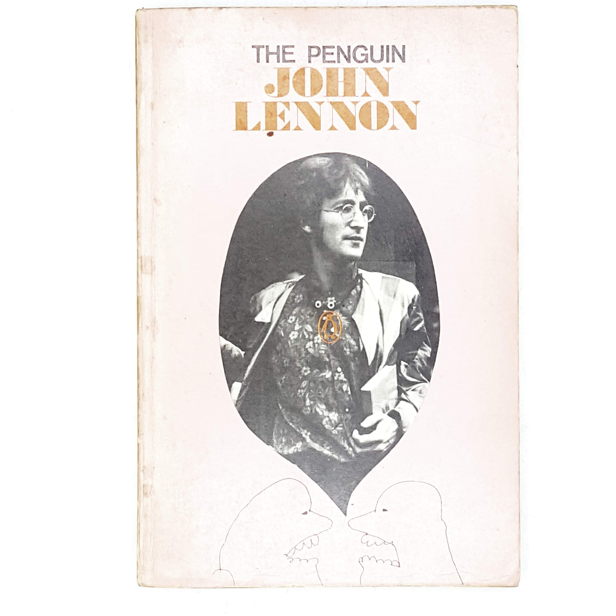 pink-john-lennon-vintage-penguin-country-house-library