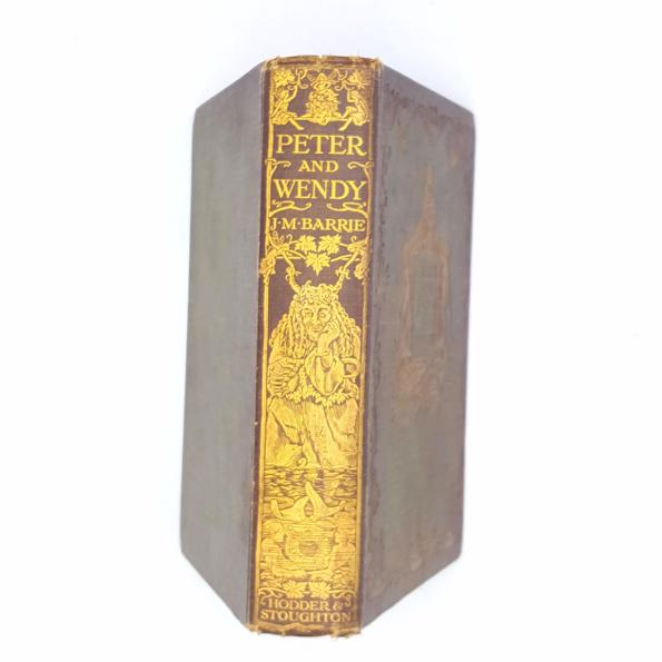 First Edition Peter and Wendy by J.M Barrie