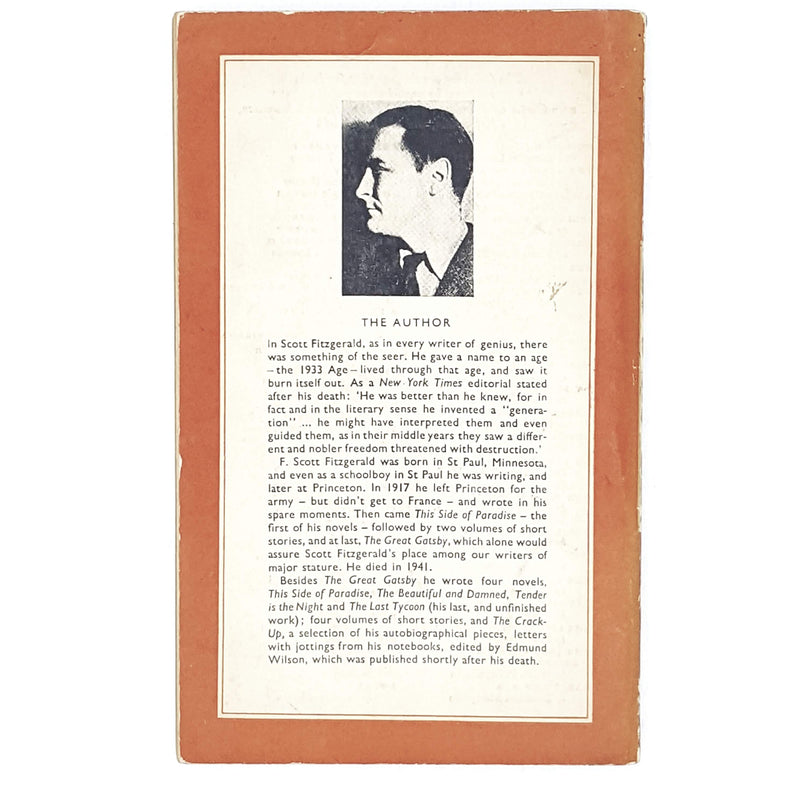 orange-great-gatsby-scott-fitzgerald-vintage-penguin-country-house-library