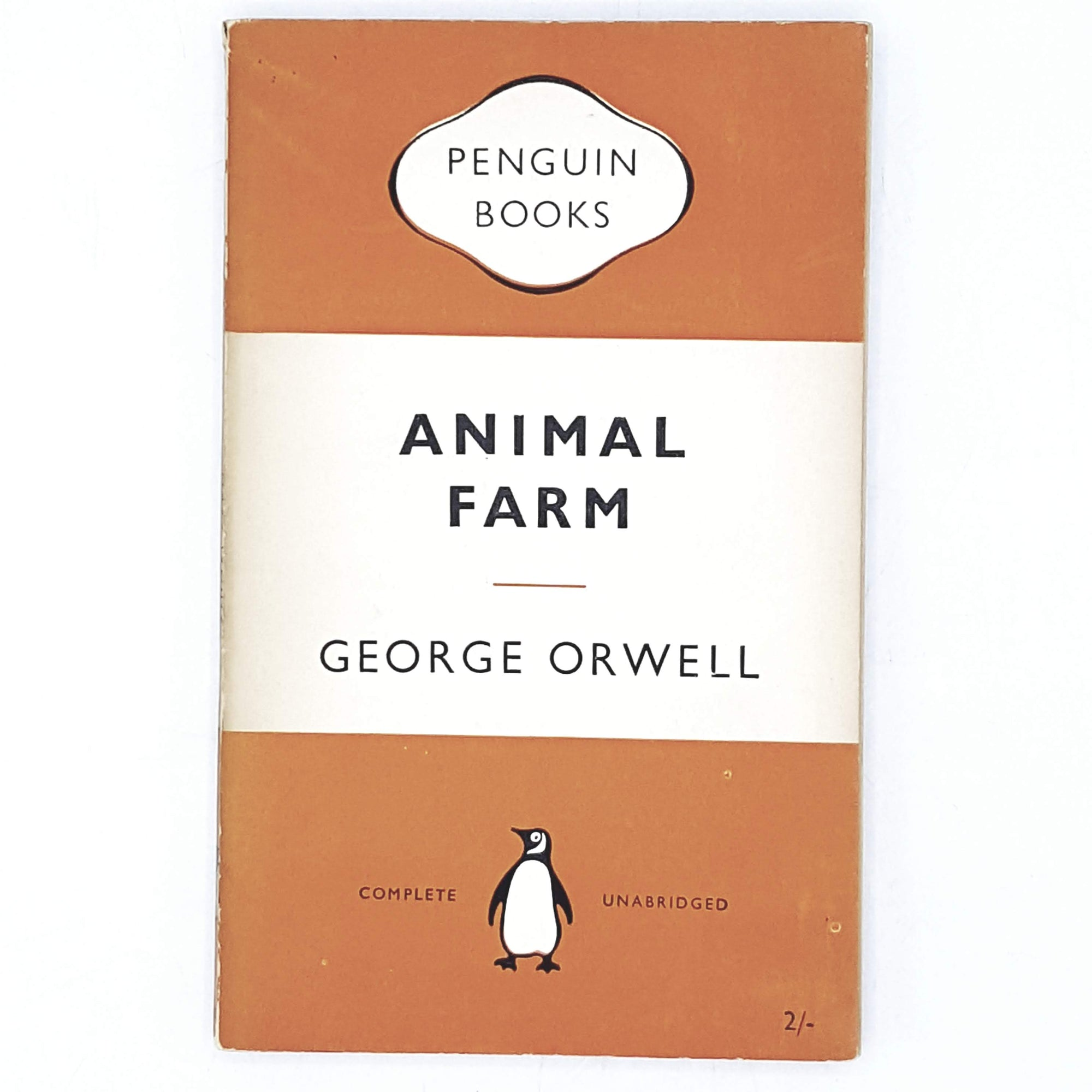 George Orwell's Animal Farm 1954 - 1955