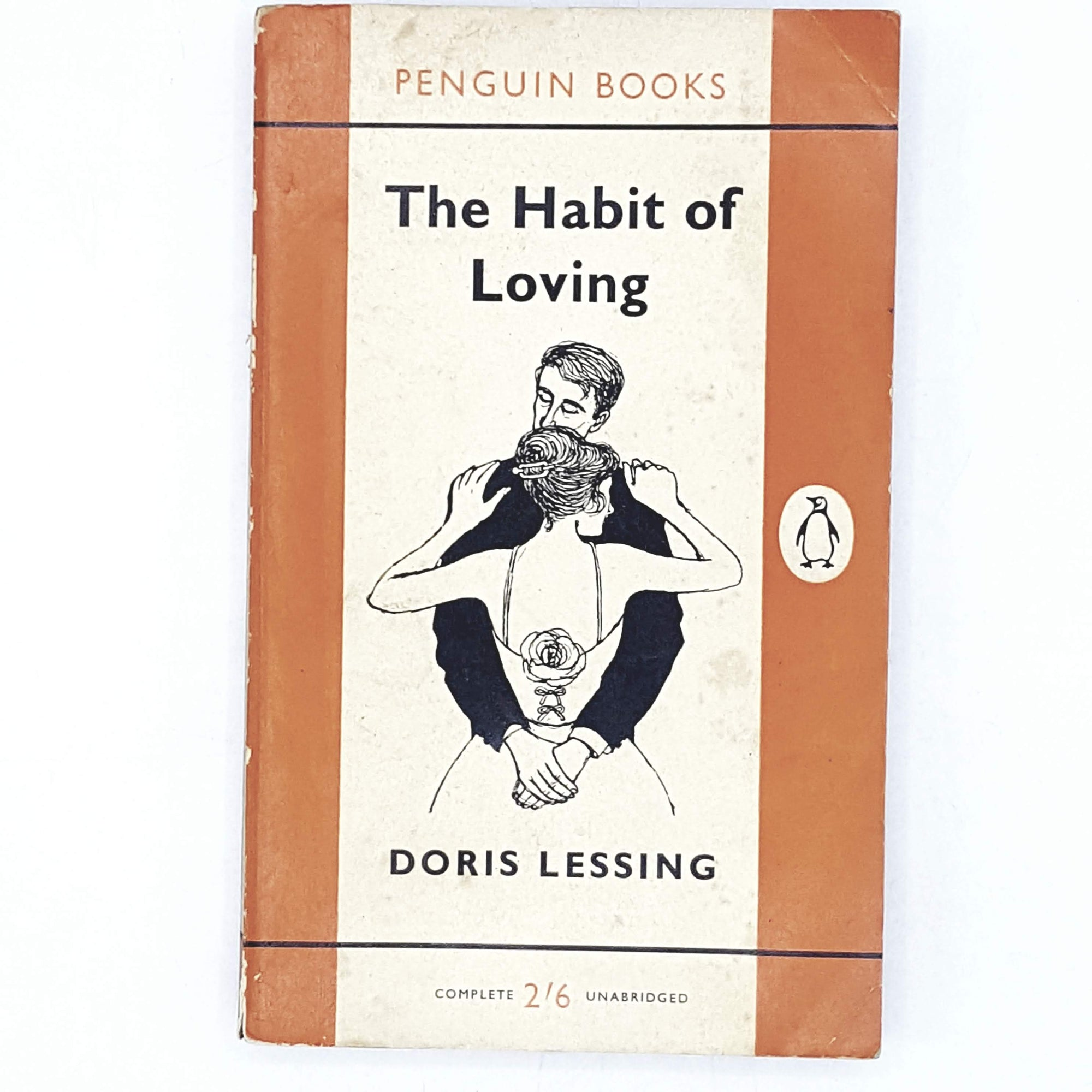 First Edition The Habit of Loving by Doris Lessing 1960