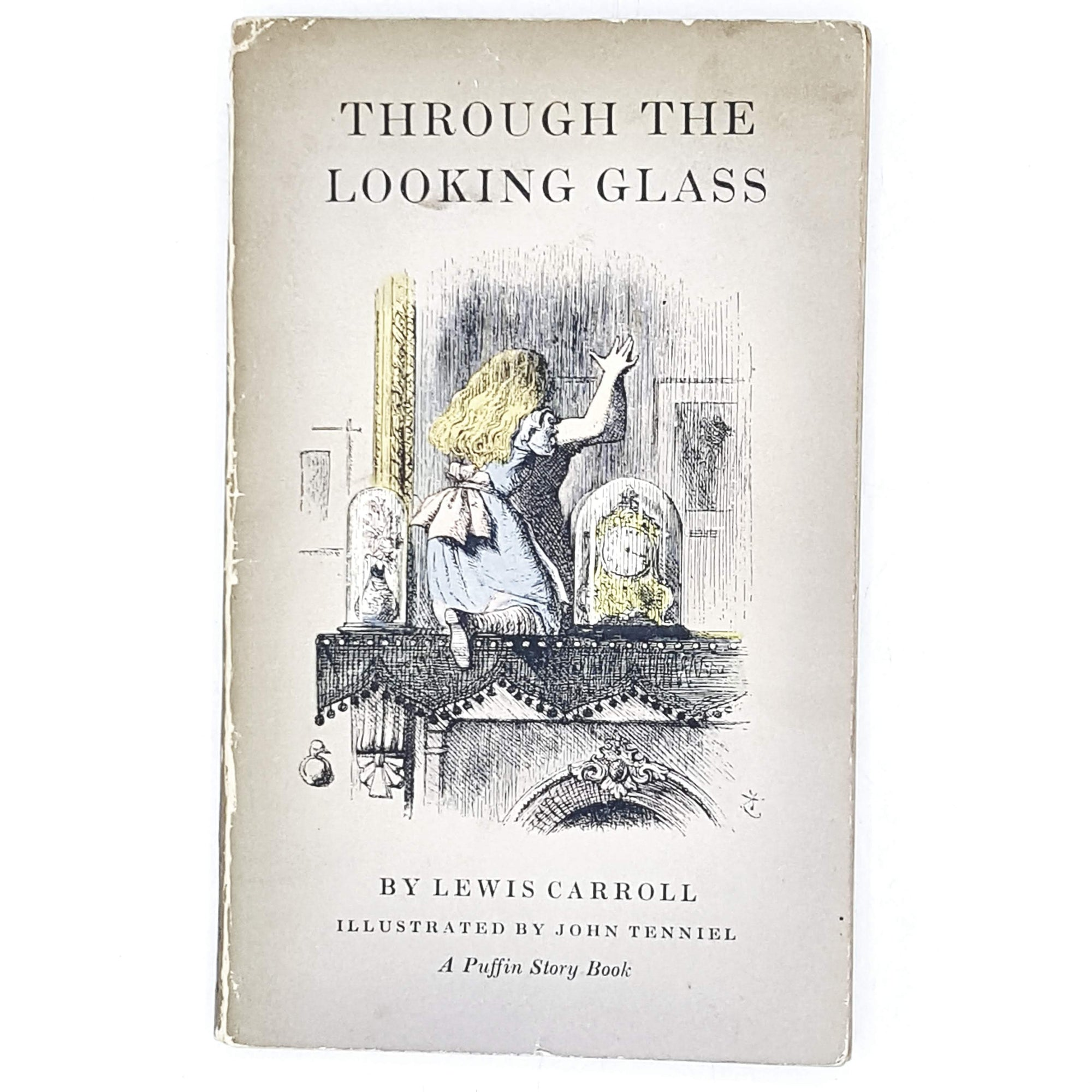 grey-lewis-carroll-vintage-penguin-country-house-library