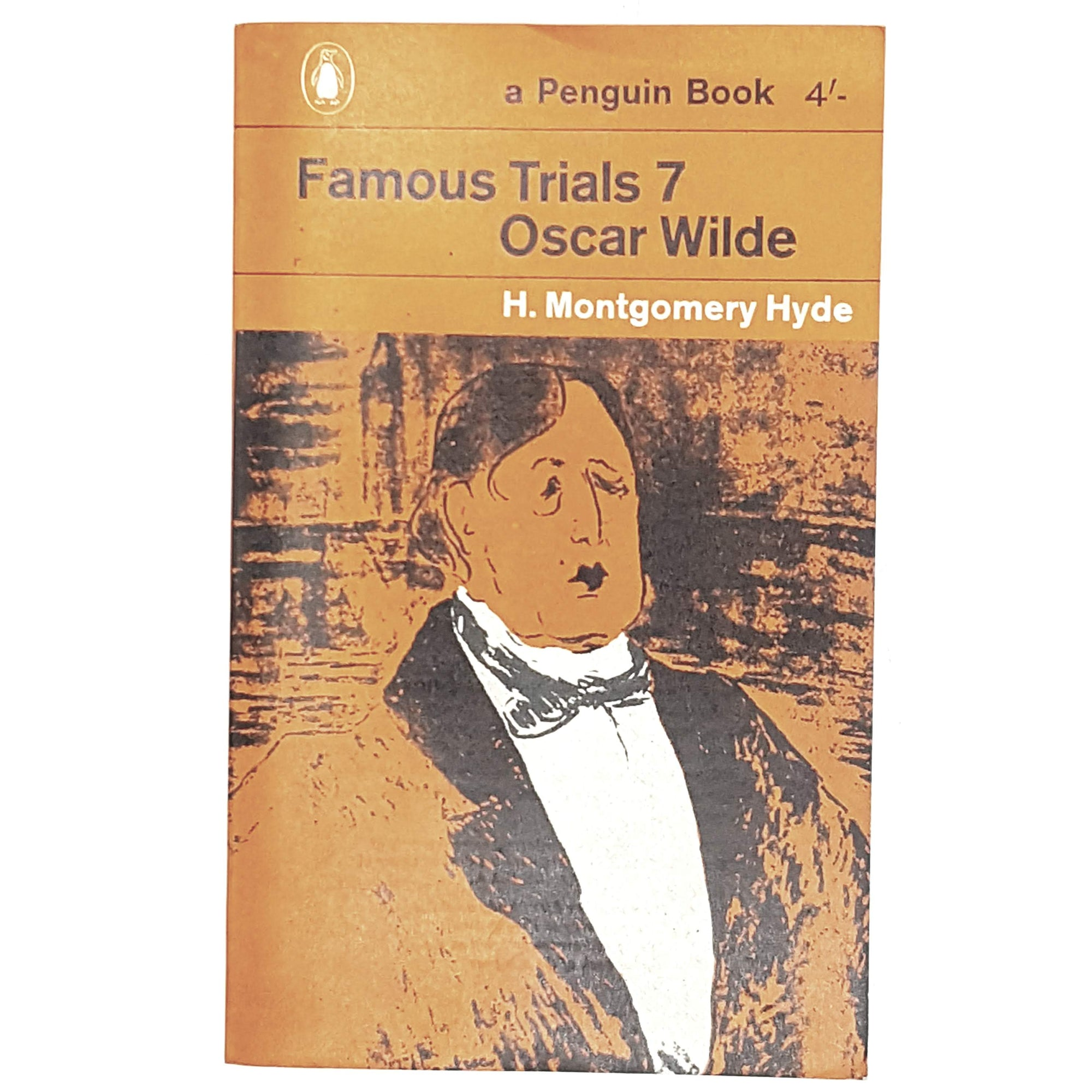 orange-oscar-wilde-vintage-penguin-country-house-library