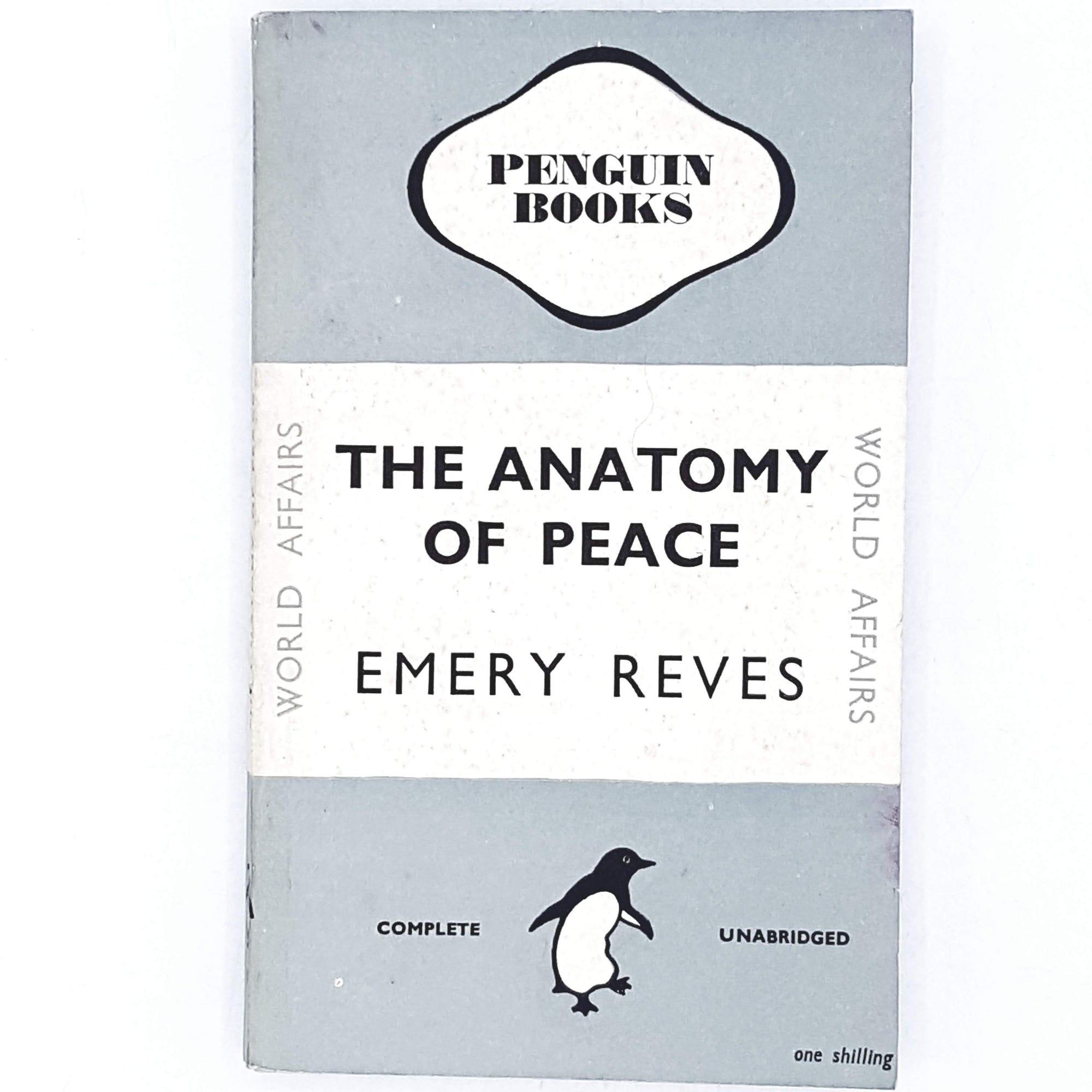 grey-history-vintage-penguin-country-house-library