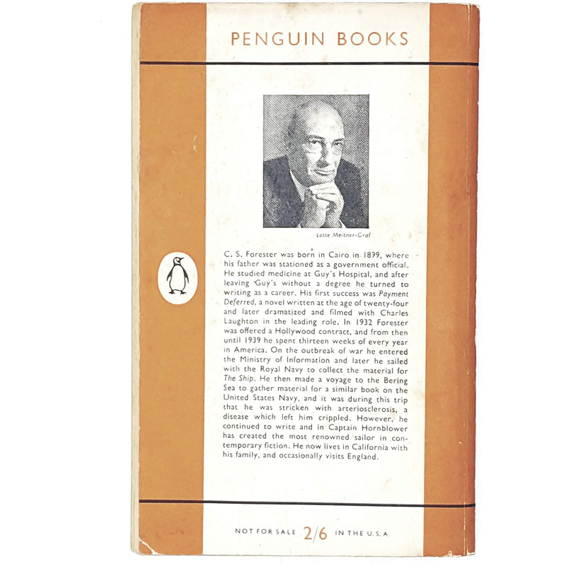 orange-cs-forester-african-queen-vintage-penguin-country-house-library