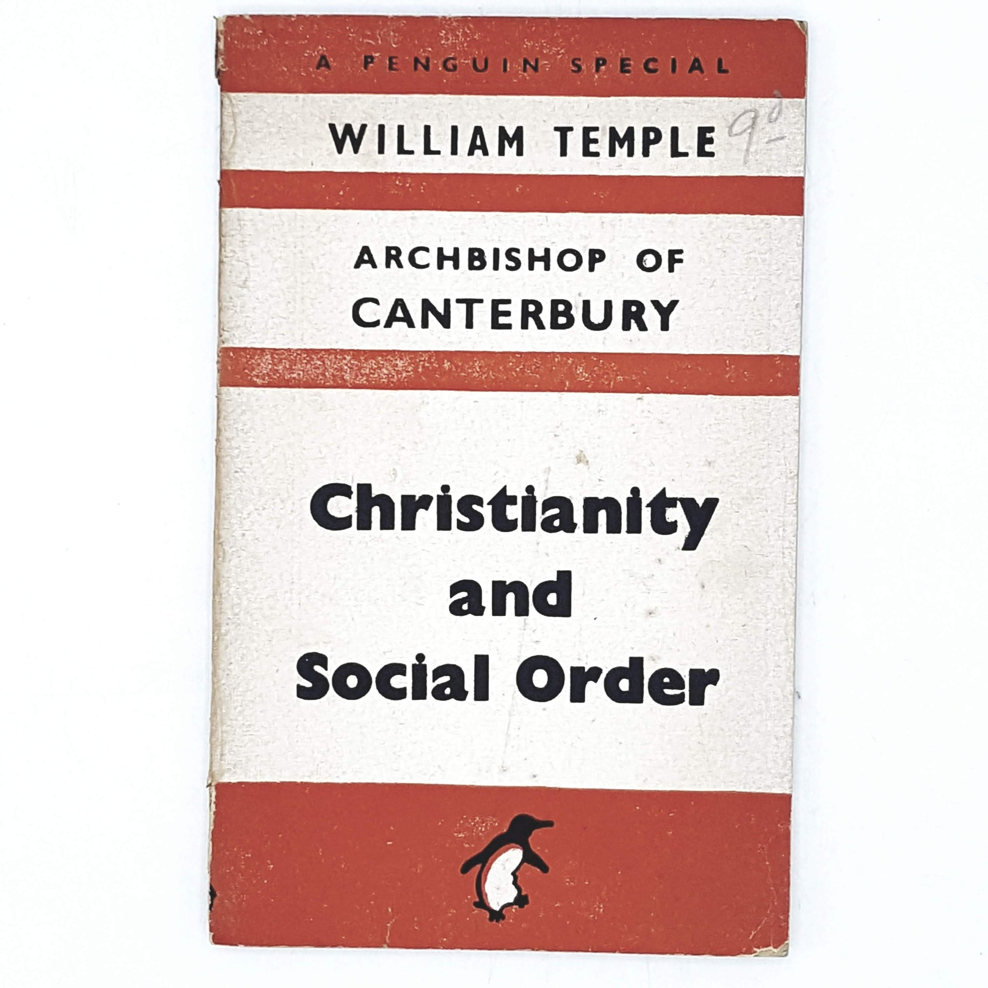 christianity-red-special-vintage-penguin-country-house-library
