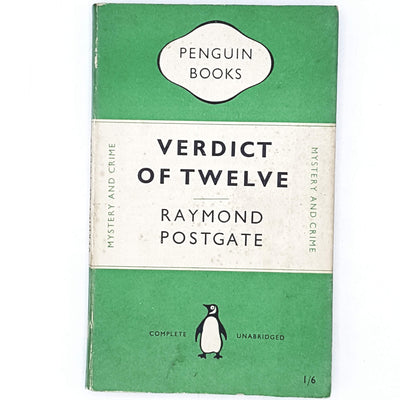 green-crime-raymond-postgate-vintage-penguin-country-house-library