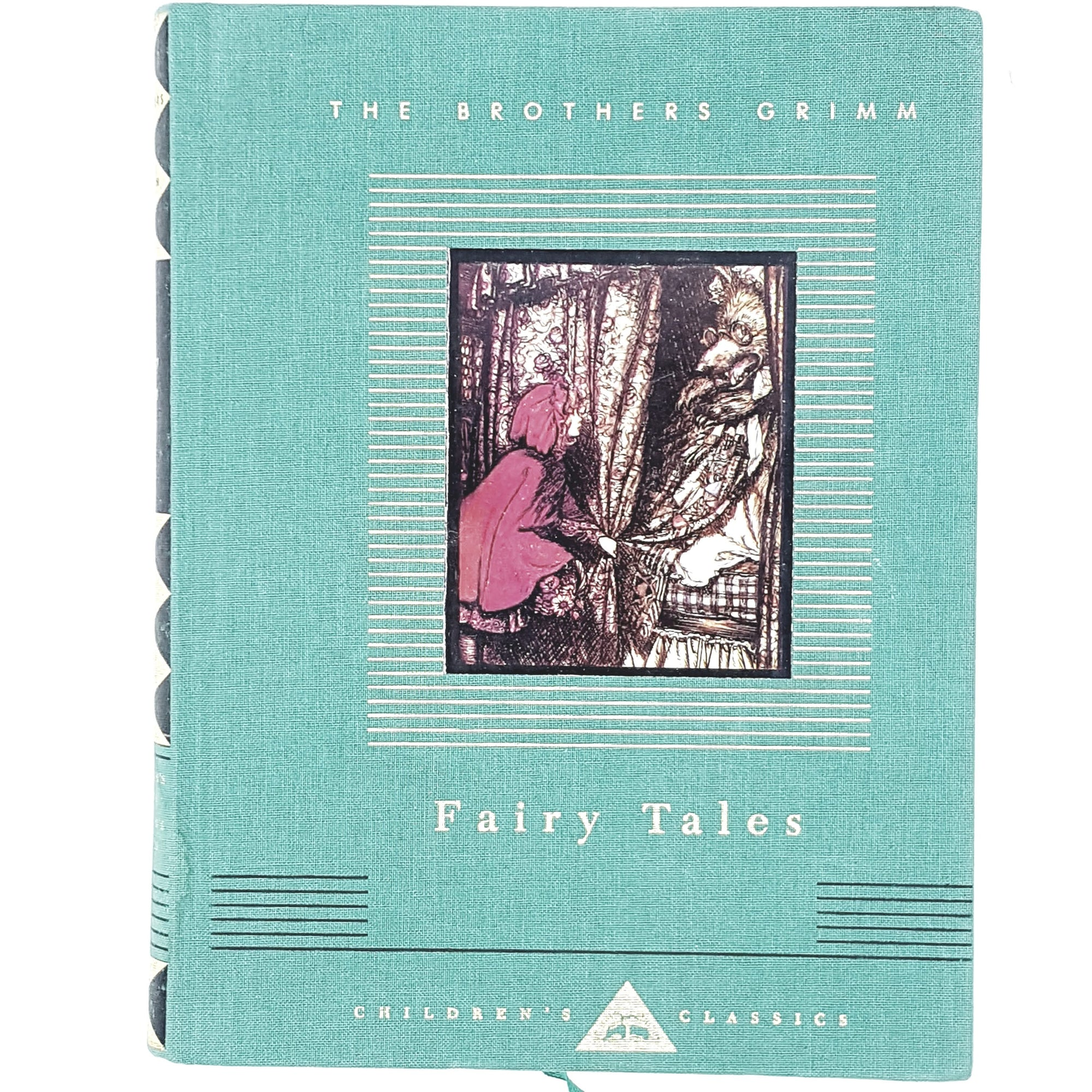 Illustrated The Grim Brothers' Fairy Tales