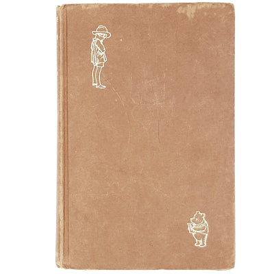 brown-aa-milne-kids-vintage-book-country-house-library