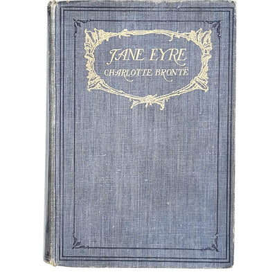 blue-jane-eyre-charlotte-bronte-vintage-country-house-library