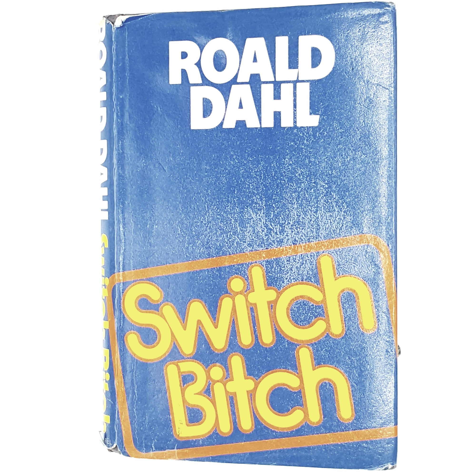 roald-dahl-blue-vintage-book-country-house-library