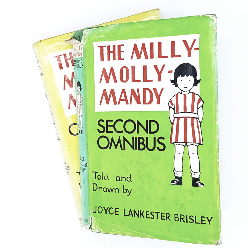 Collection Milly-Molly-Mandy Illustrated Omnibus I - II 1976