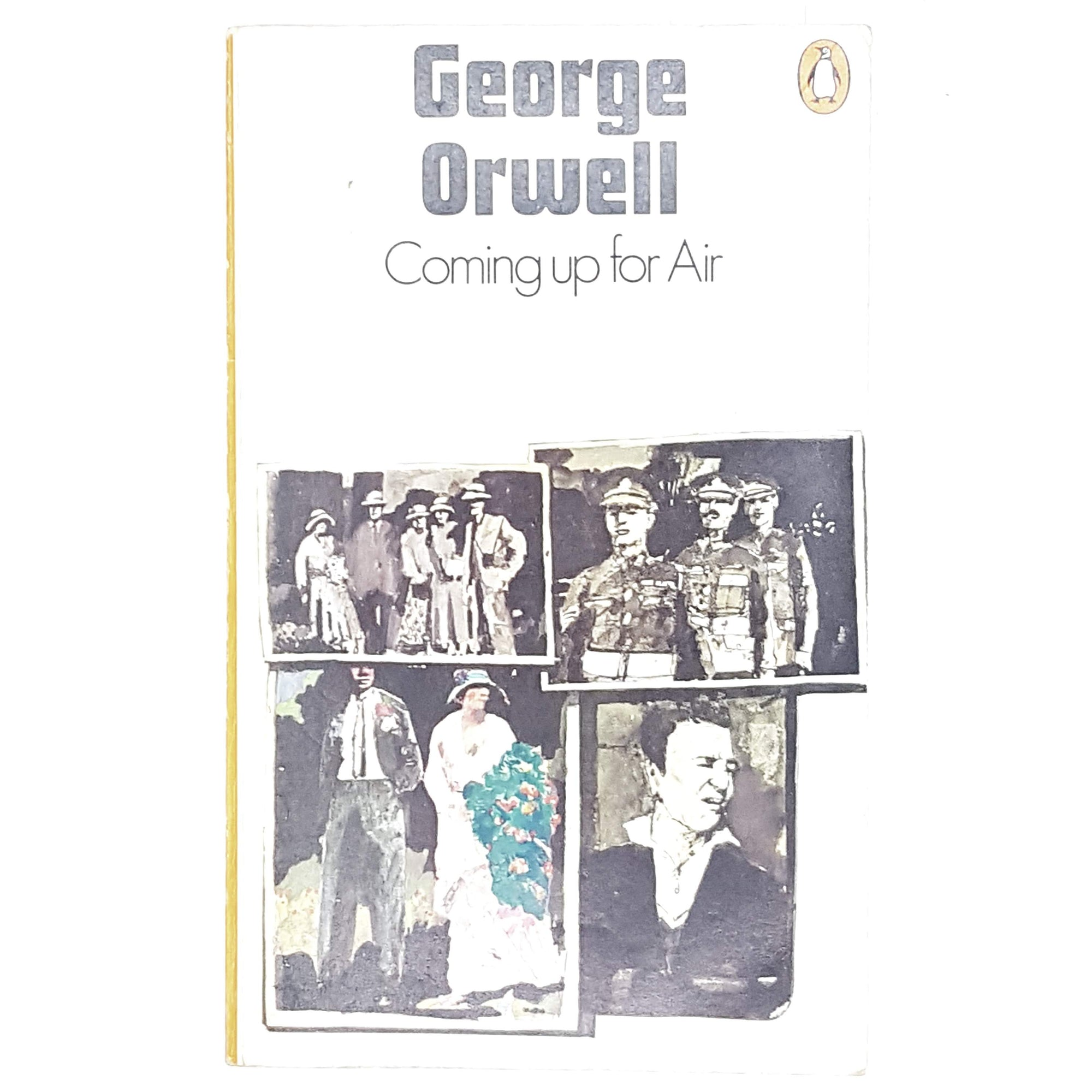 george-orwell-white-vintage-book-country-house-library