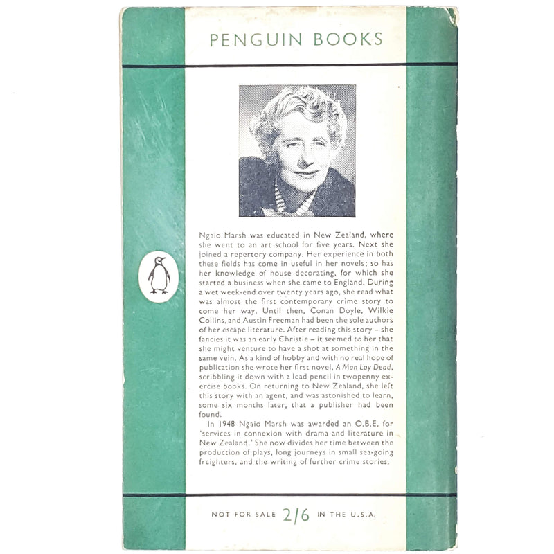 ngaio-marsh-green-penguin-crime-vintage-book-country-house-library