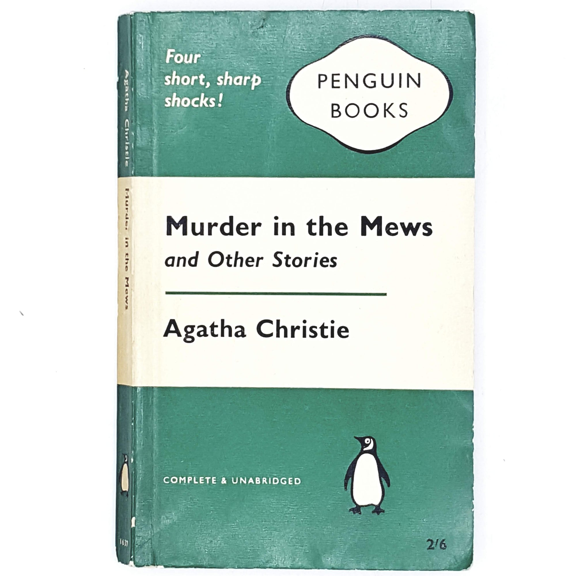agatha-christie-green-crime-murder-news-vintage-book-country-house-library