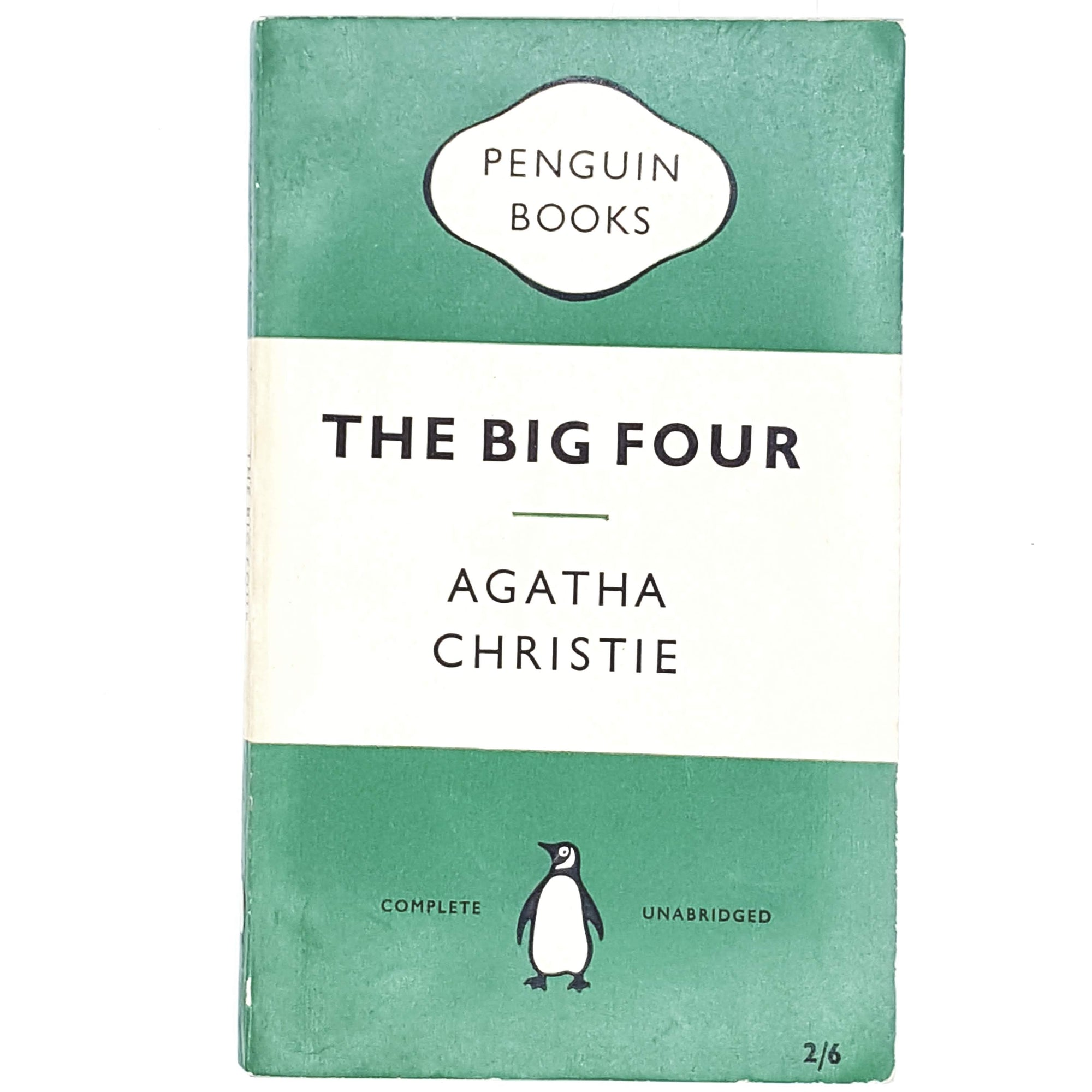 Agatha Christie's The Big Four 1959