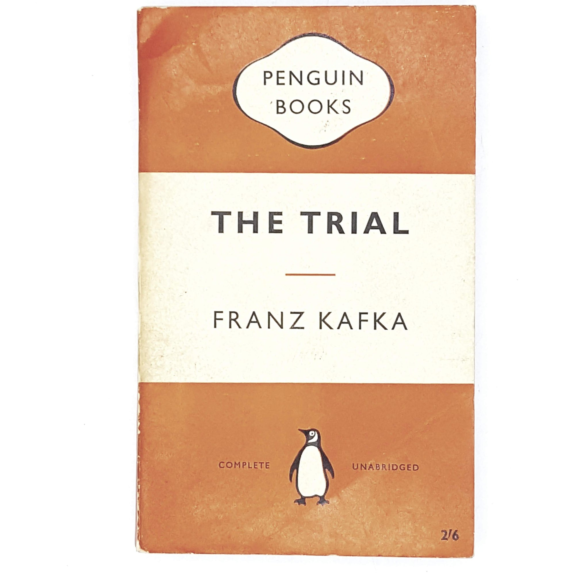 franz-kafka-orange-penguin-vintage-book-country-house-library