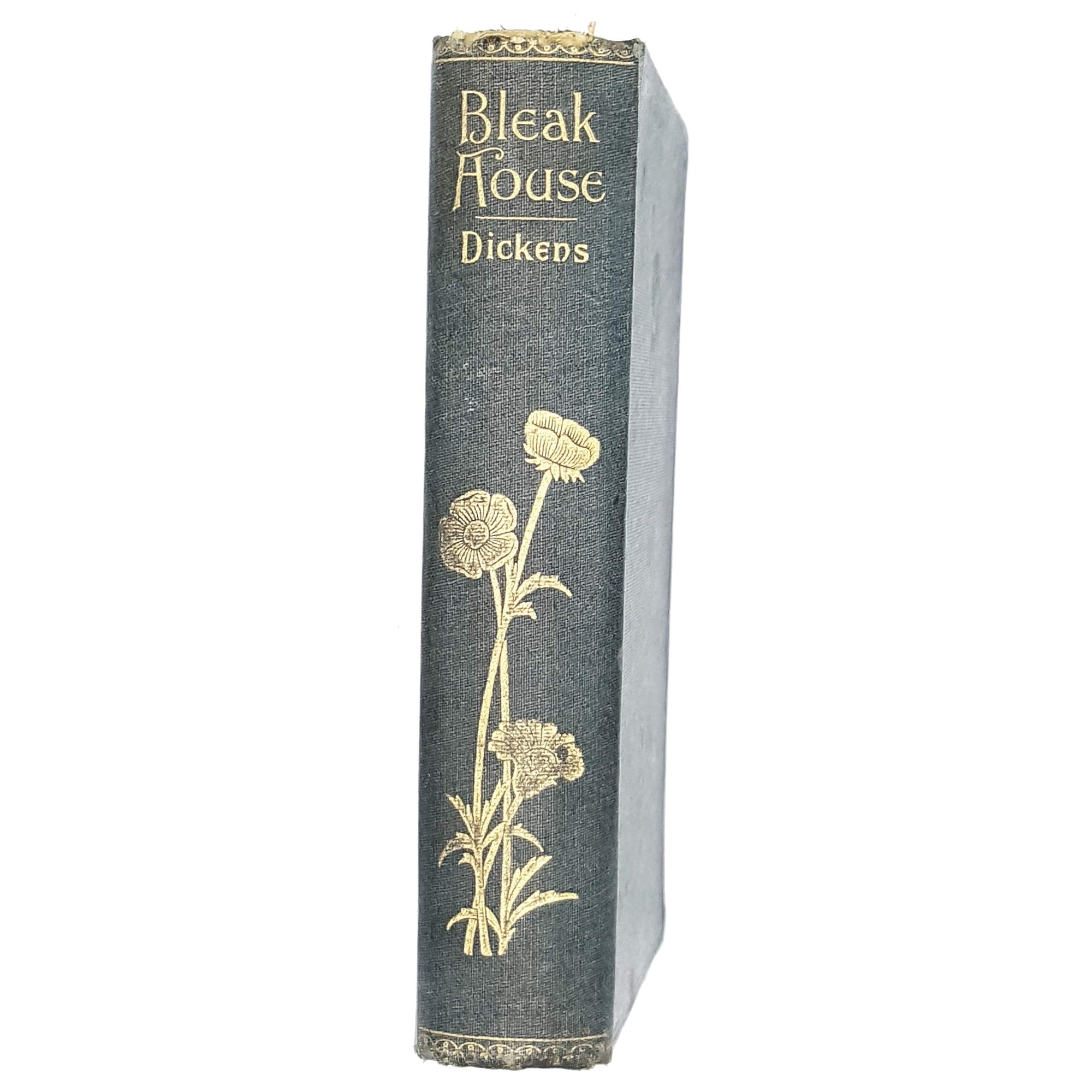 Charles Dickens's Bleak House Walter Scott edition