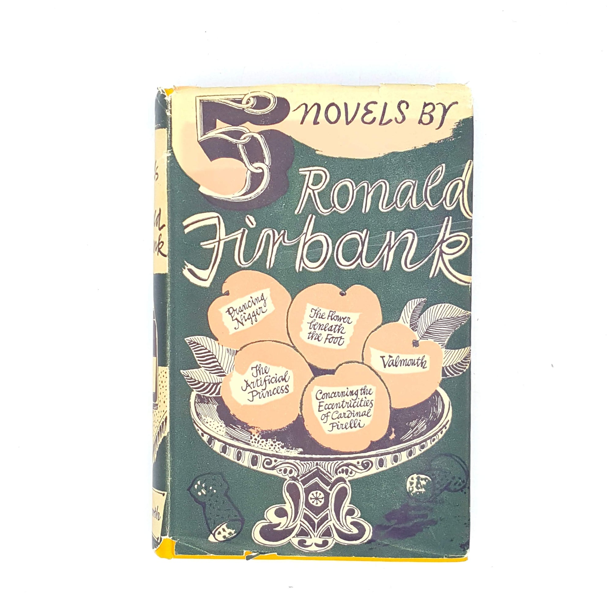 Five Novels by Ronald Firbank 1950