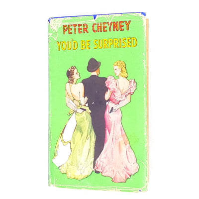 thrift-antique-collins-classics-green-books-detective-peter-cheney-country-house-library-vintage-collins-pulp-old-