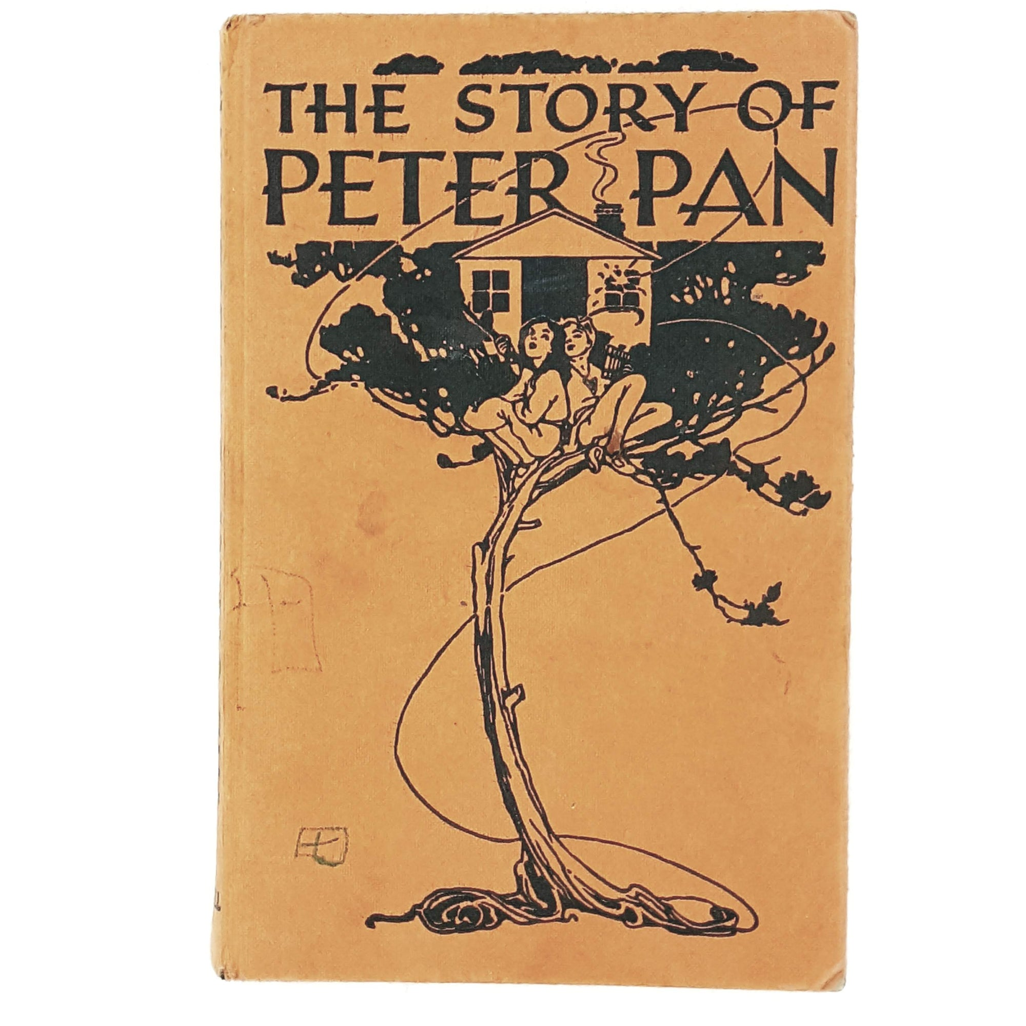 J. M. Barrie's The Story of Peter Pan 1965
