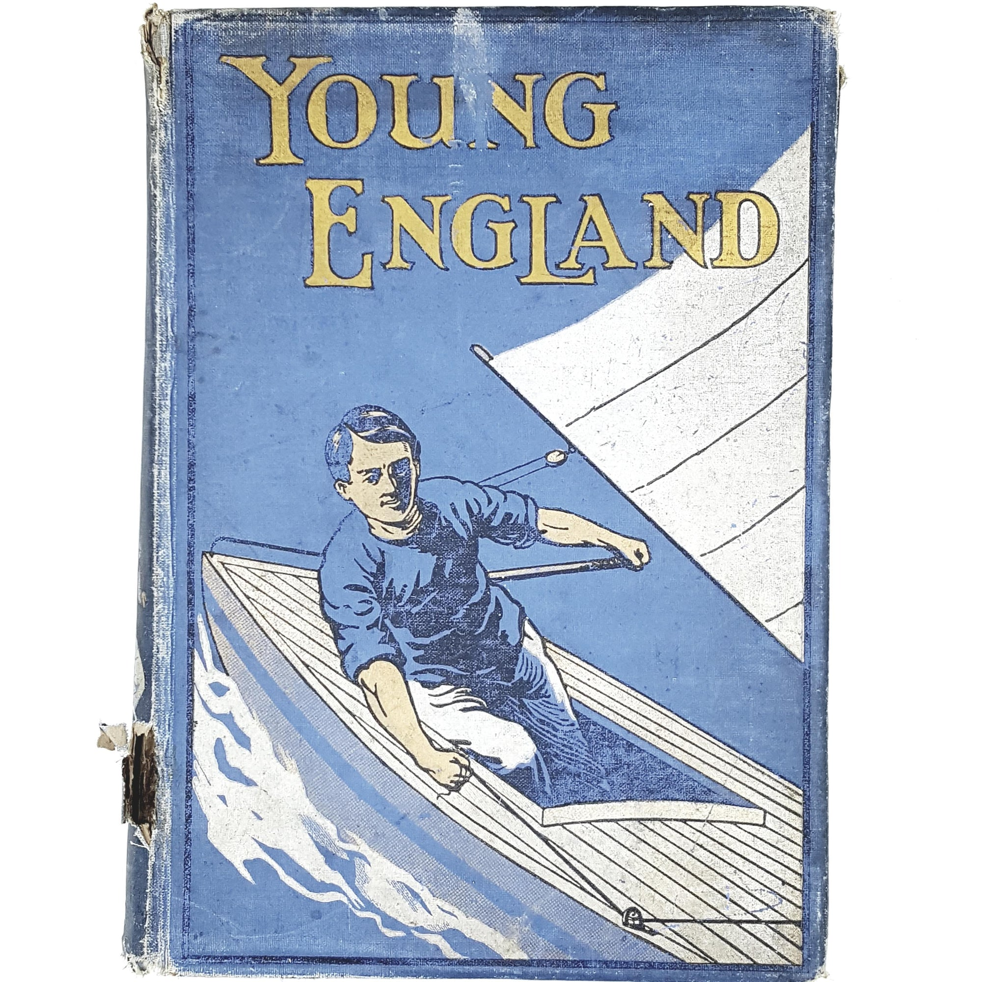 Illustrated Young England 1922