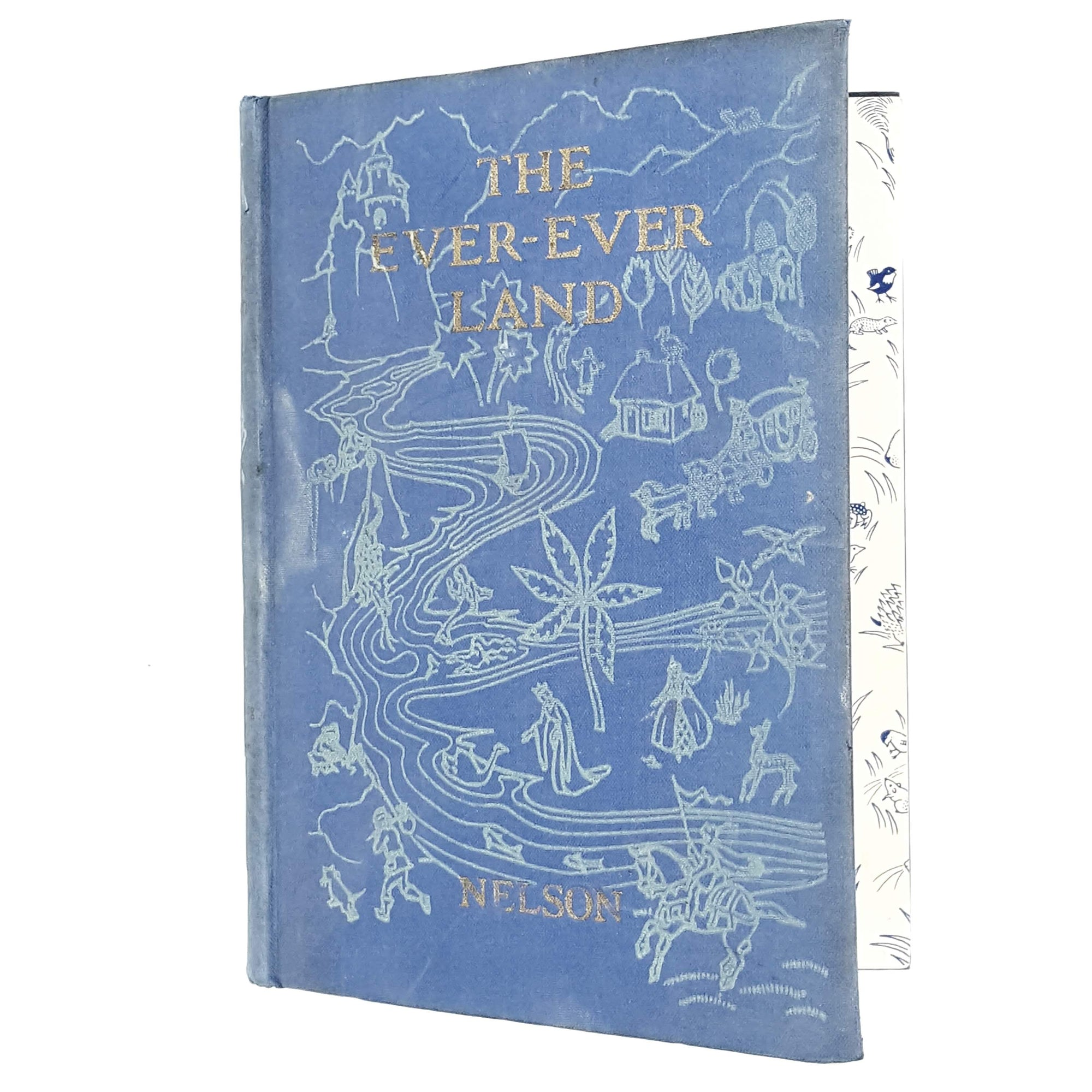 Illustrated Ever-Ever Land 1944
